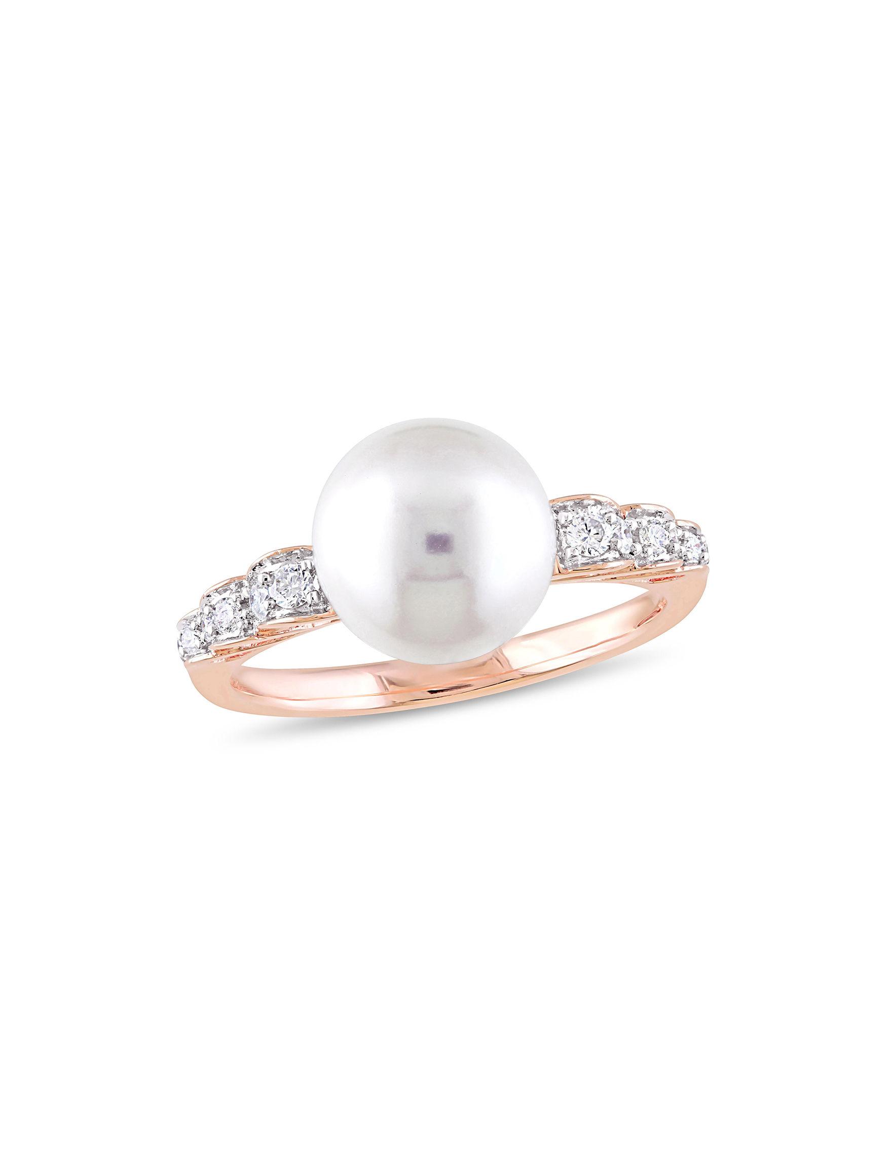 Michiko Rose Gold Rings Fine Jewelry