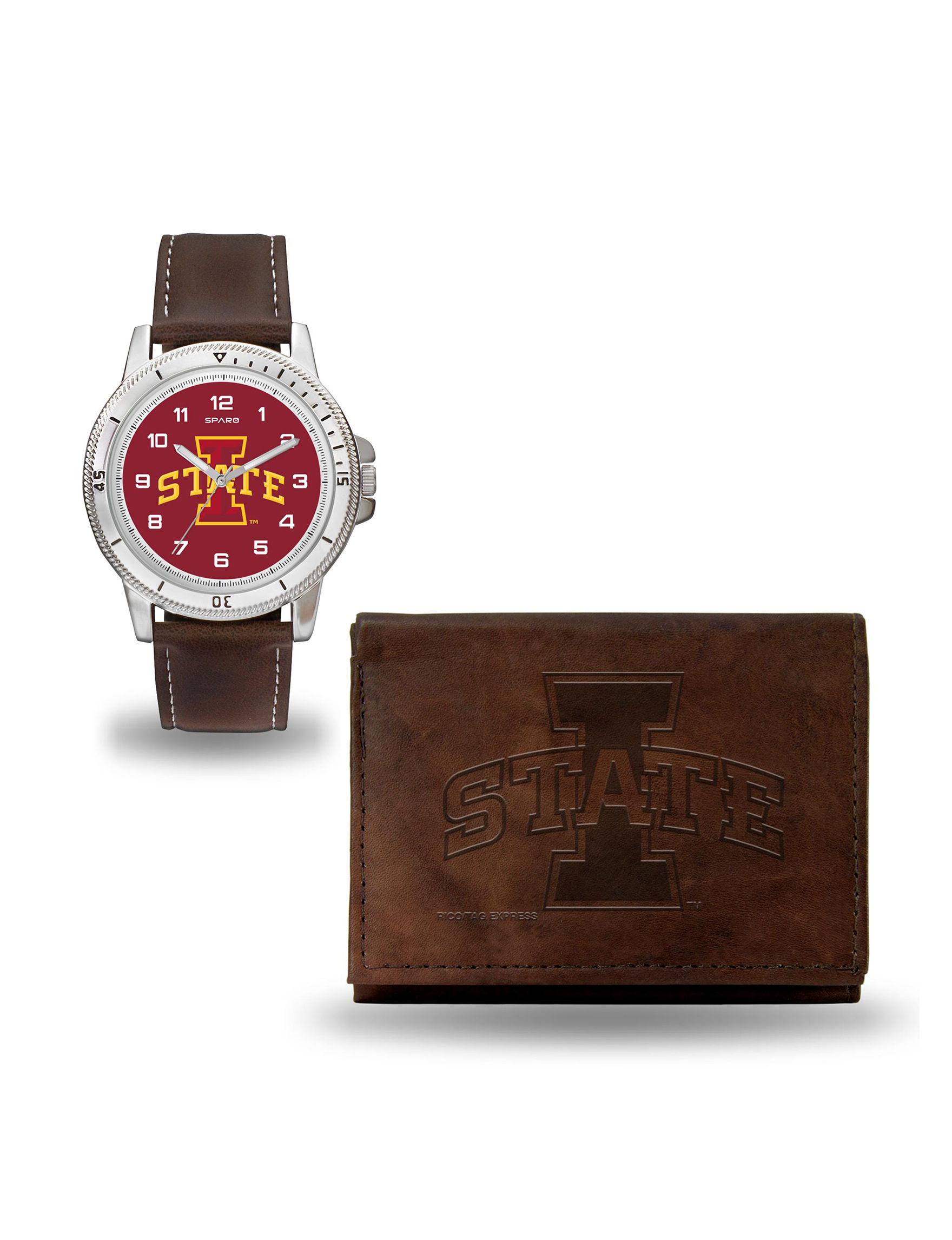 Sparo Maroon Fashion Watches