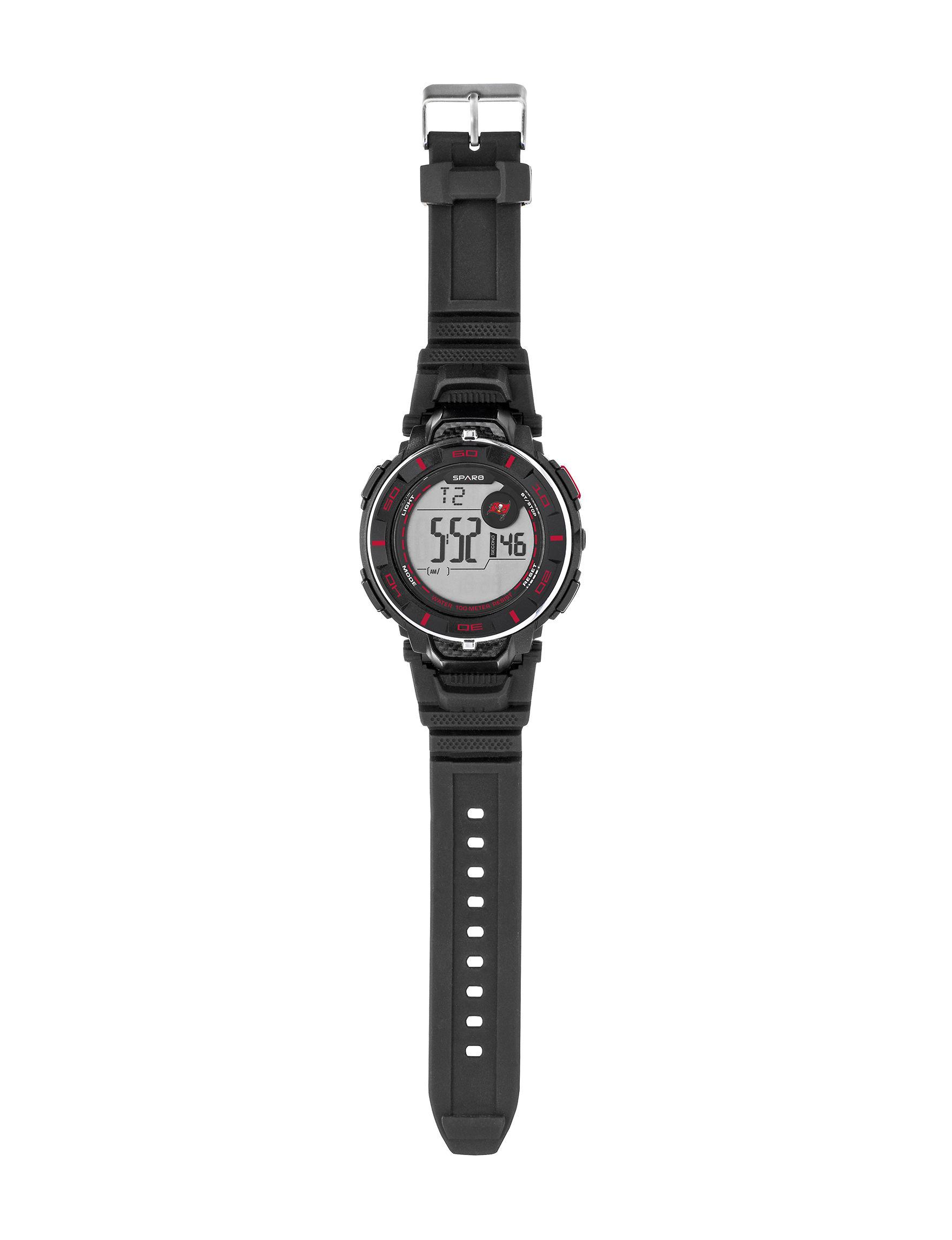 Sparo Red Sport Watches Accessories
