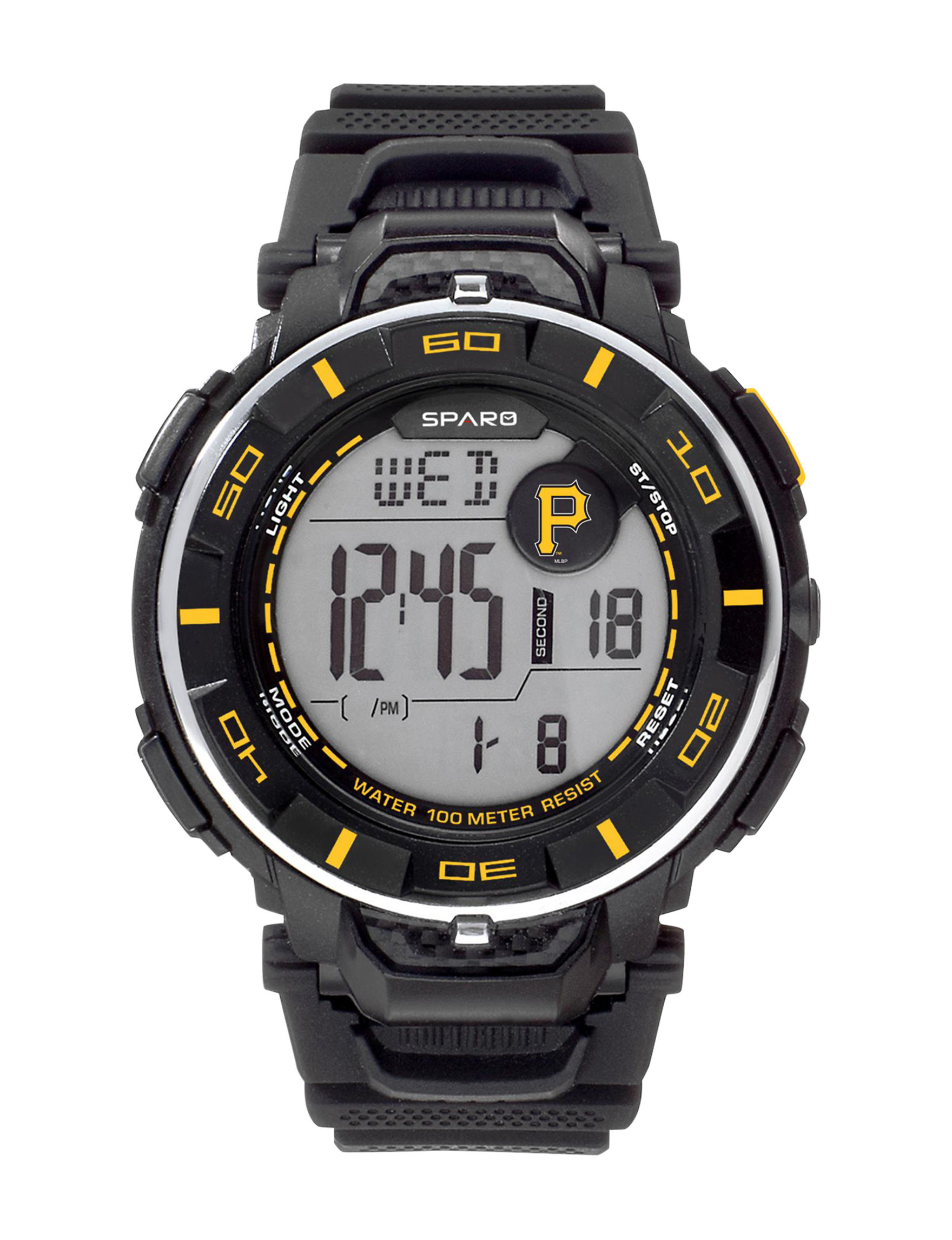 Sparo Yellow Sport Watches