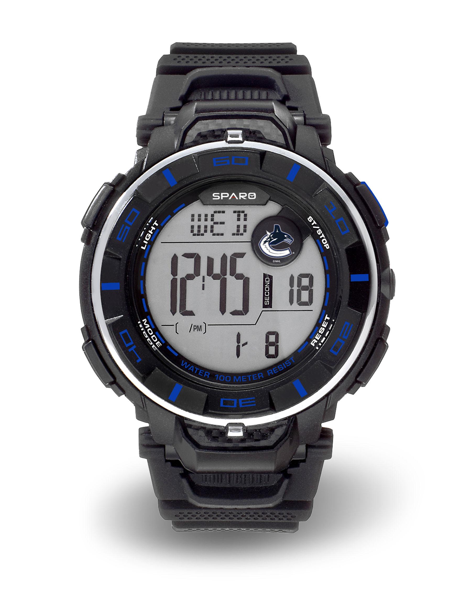 Sparo Blue Sport Watches