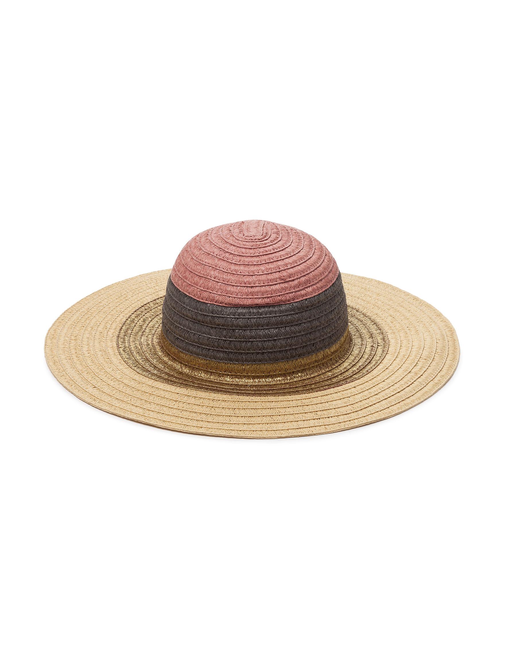 Lake Shore Drive Beige Hats & Headwear