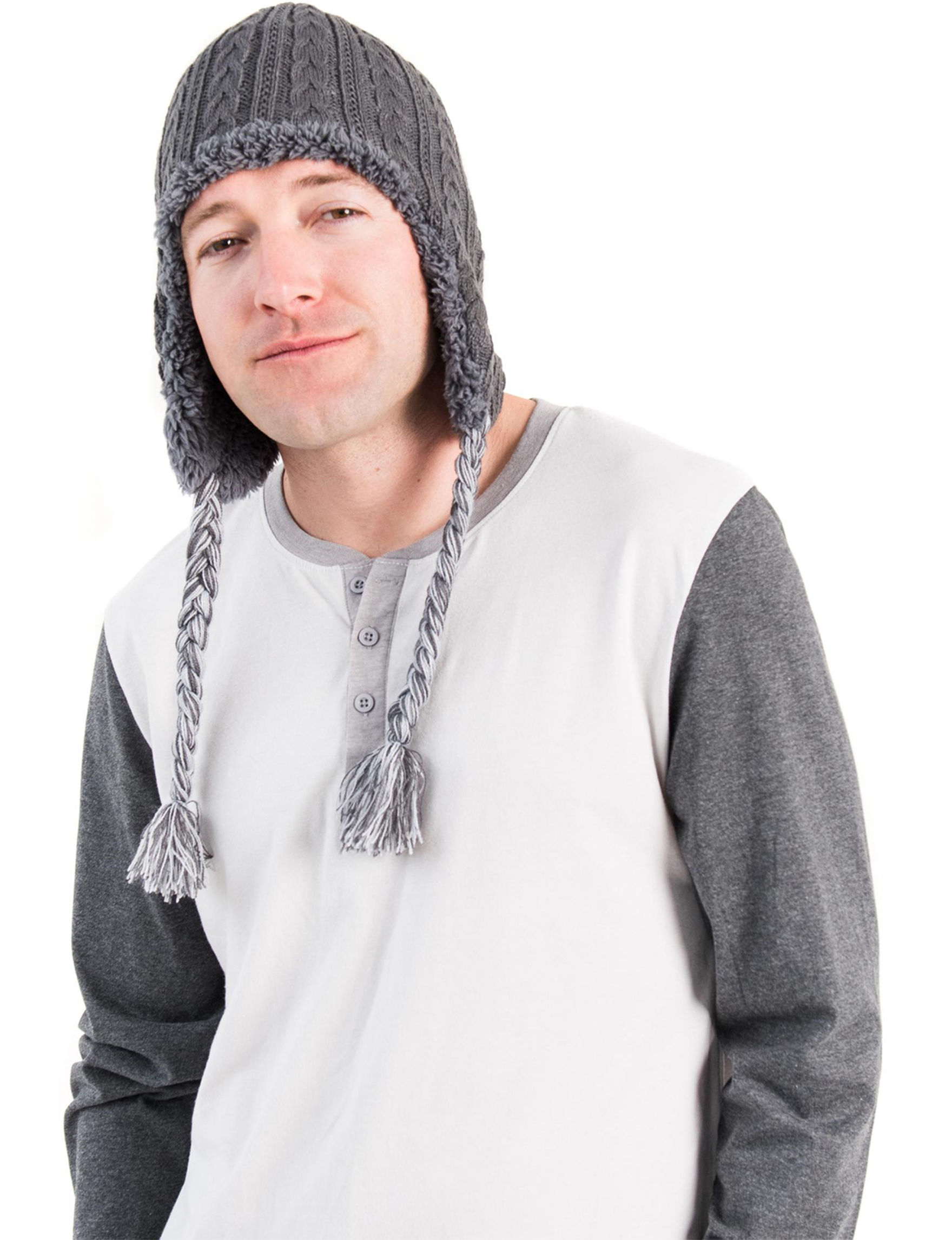Muk Luks Grey Hats & Headwear