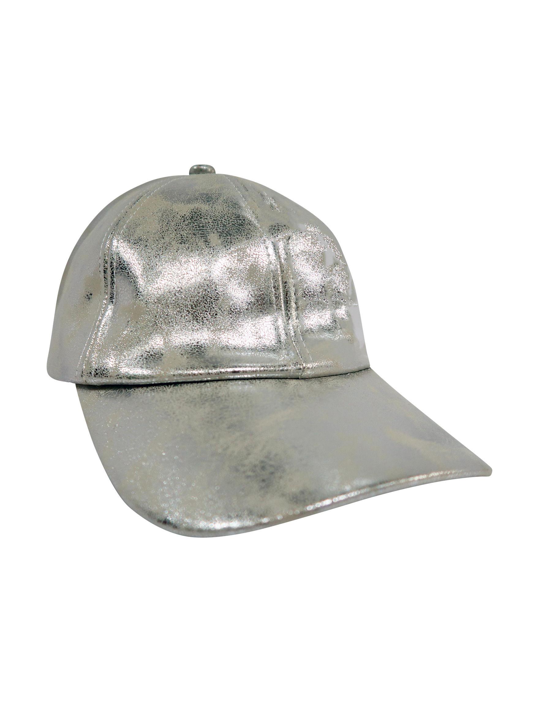 Marcus Adler Silver Hats & Headwear