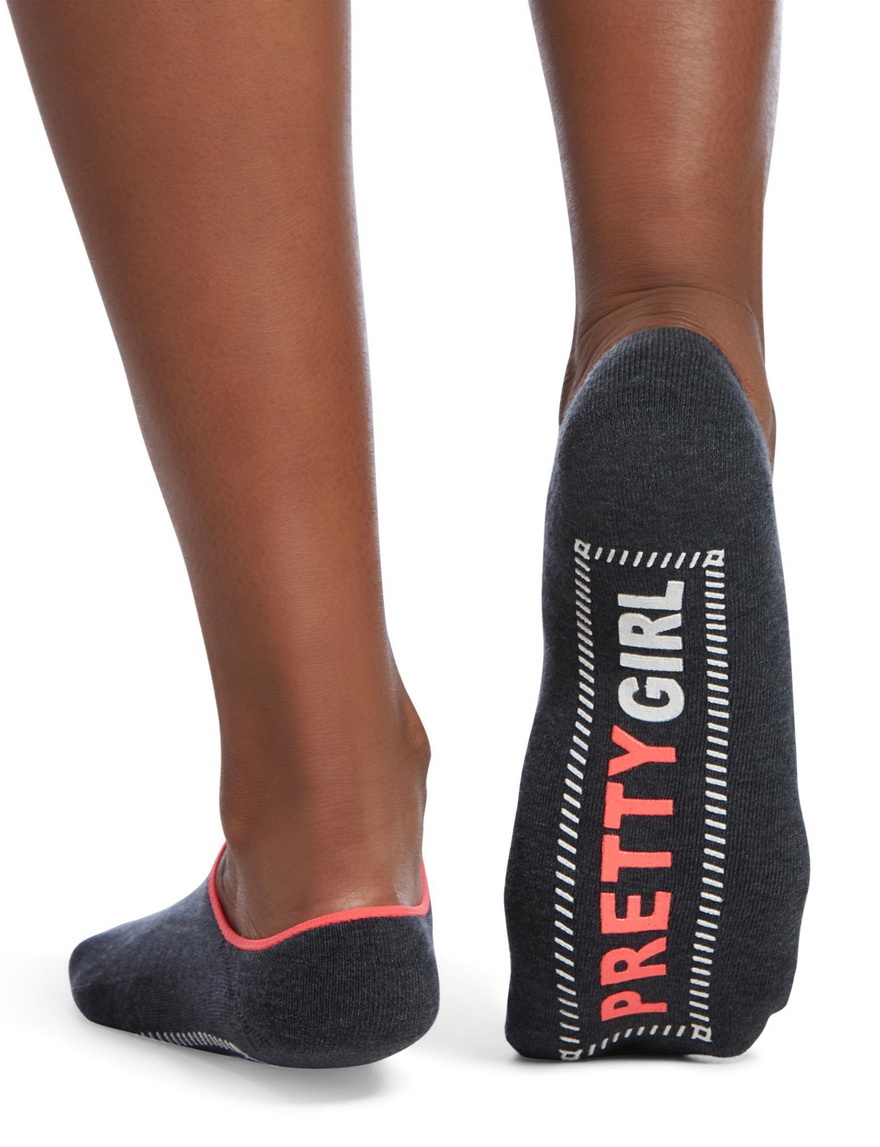 Hue Dark Grey Socks