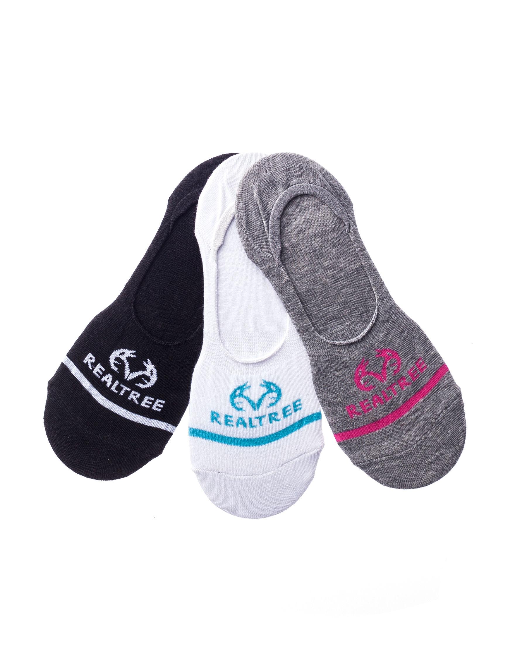 Realtree Grey Socks