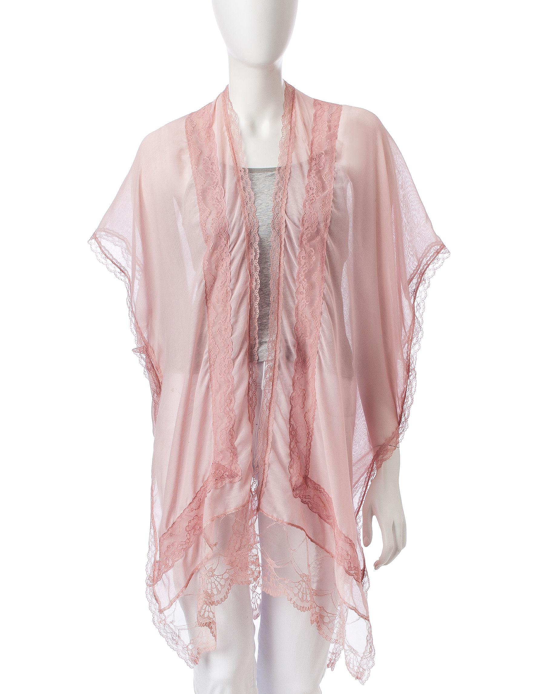 Lake Shore Drive Pink Scarves & Wraps