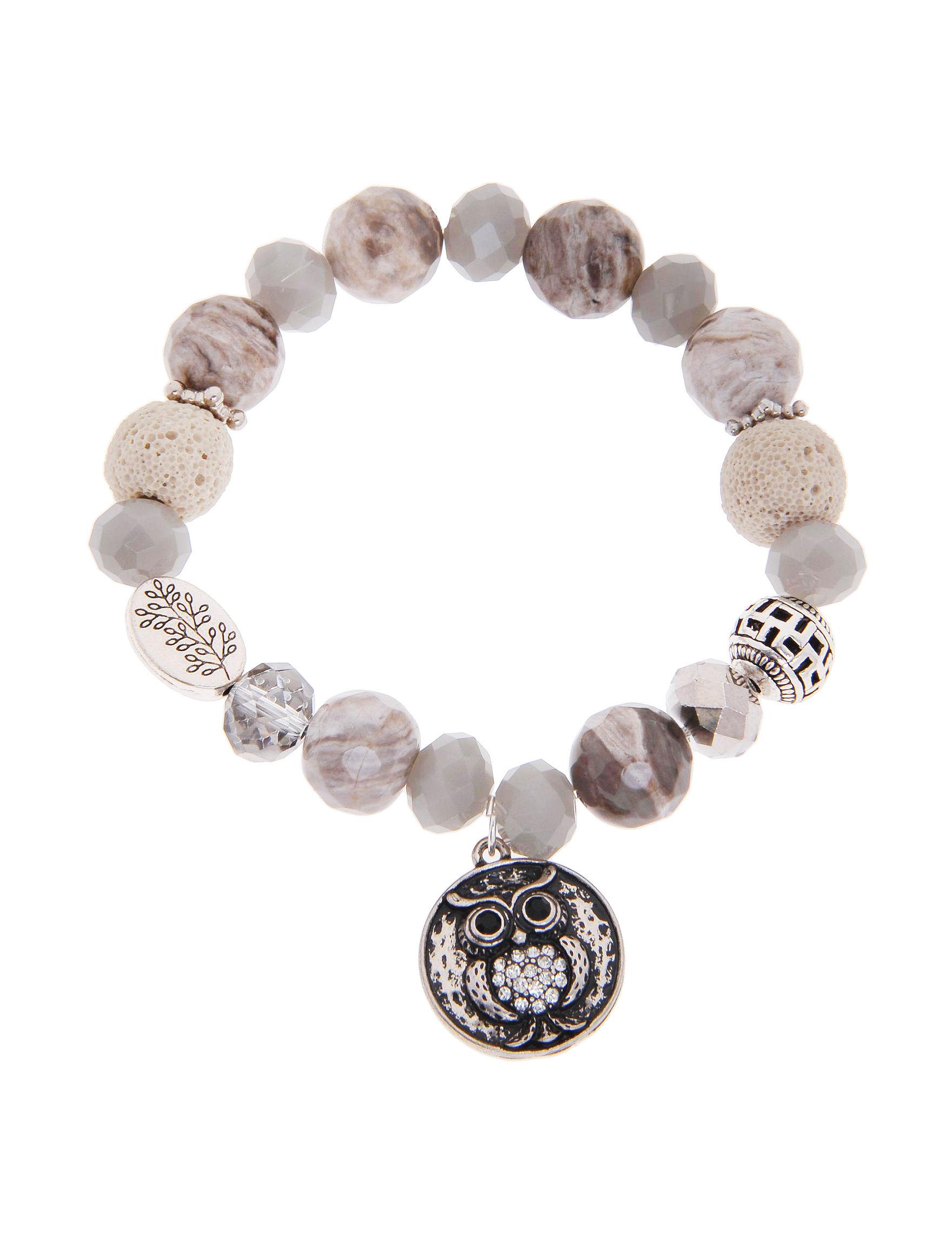 Tanya White / Silver Bracelets Fine Jewelry