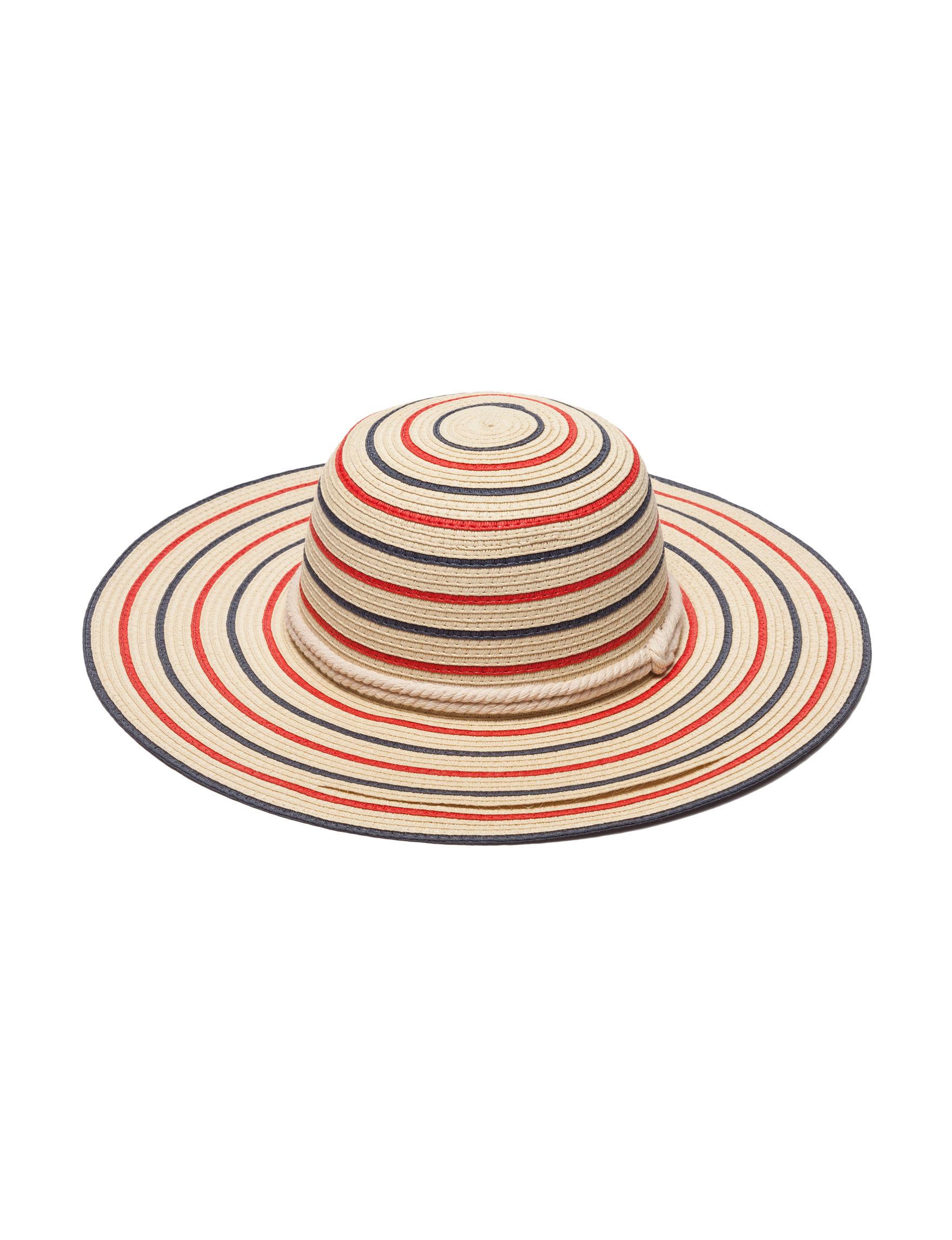 Chaps Beige Hats & Headwear
