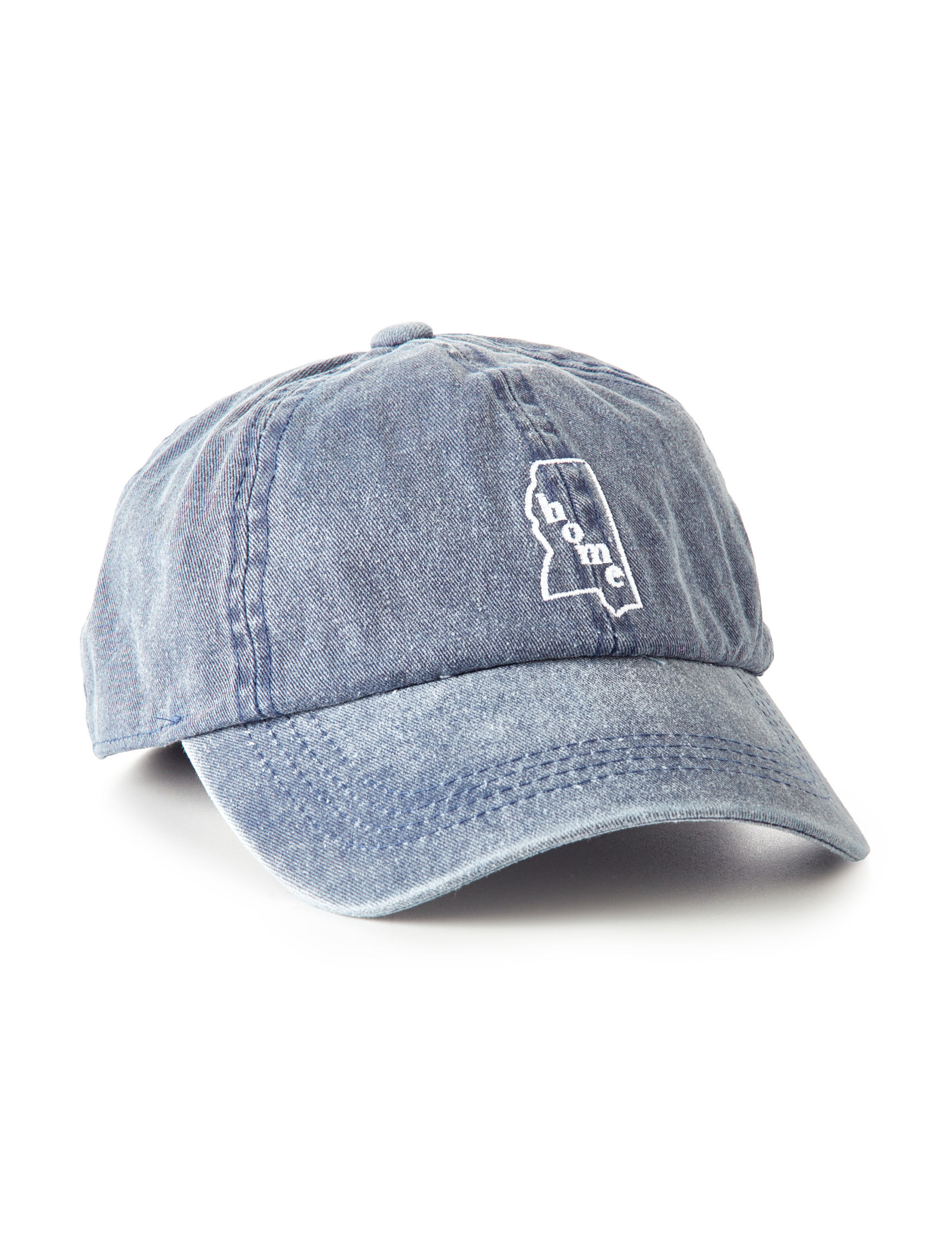 David & Young Blue Hats & Headwear