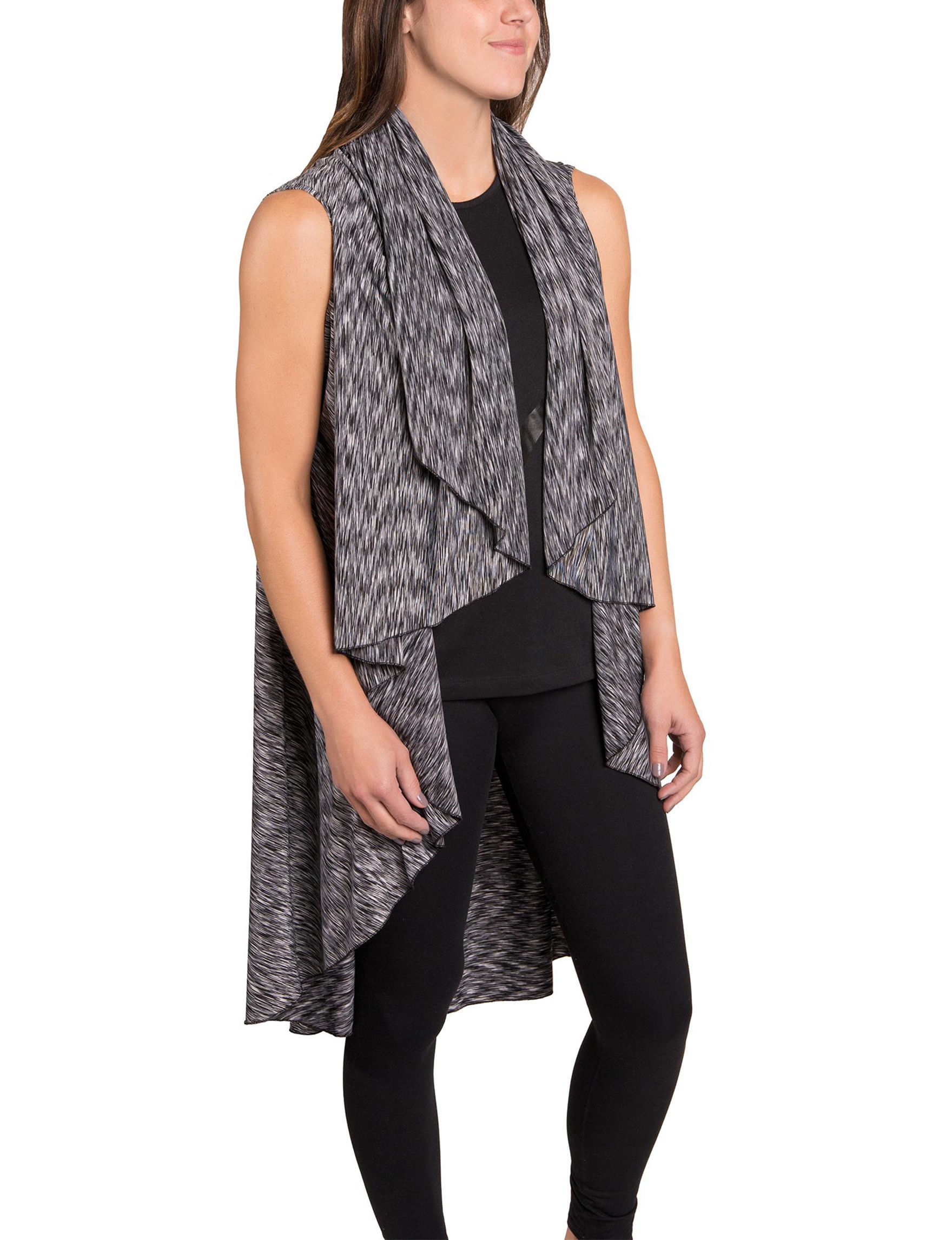 Demdaco Grey Scarves & Wraps