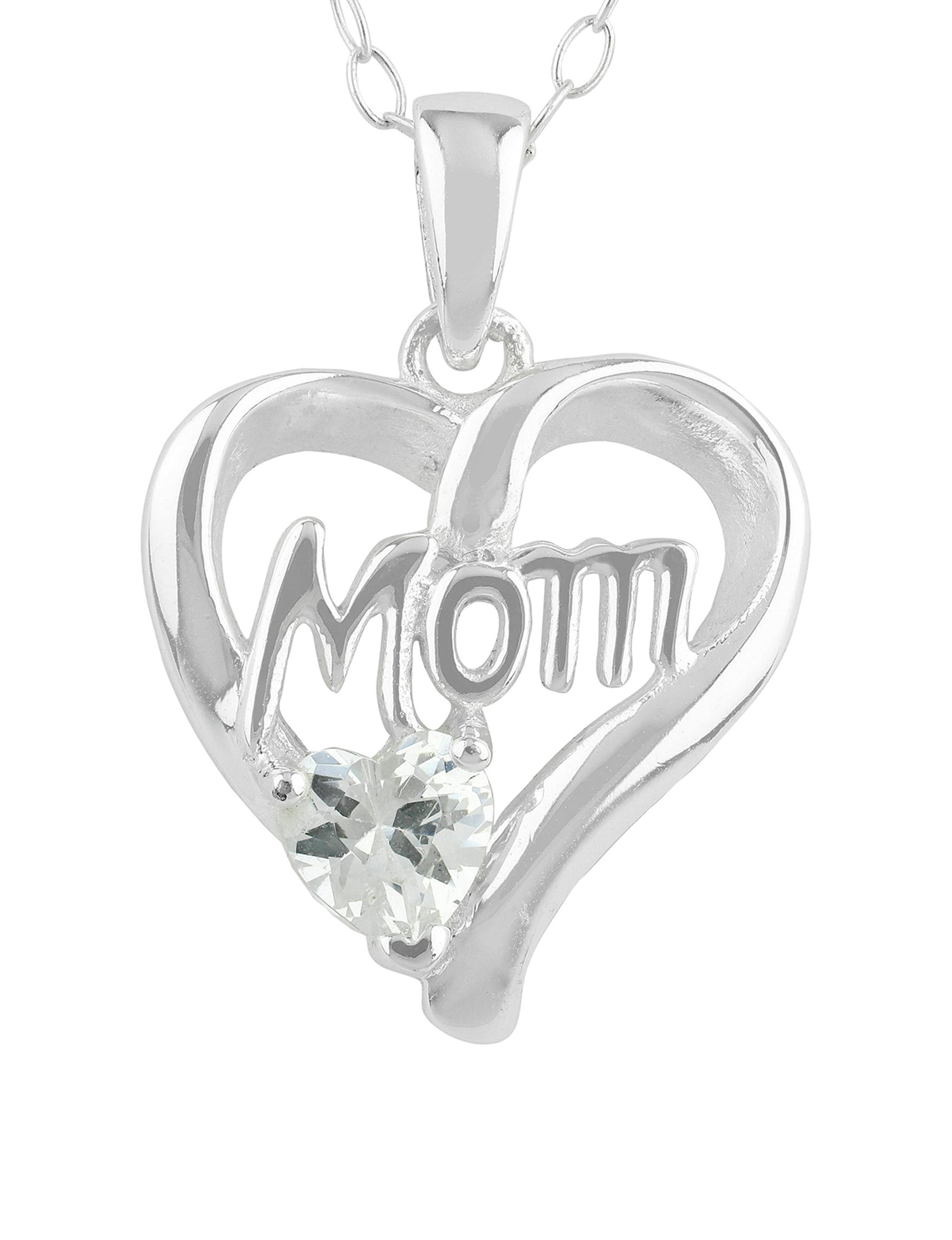 Sunstone Silver Necklaces & Pendants Fine Jewelry