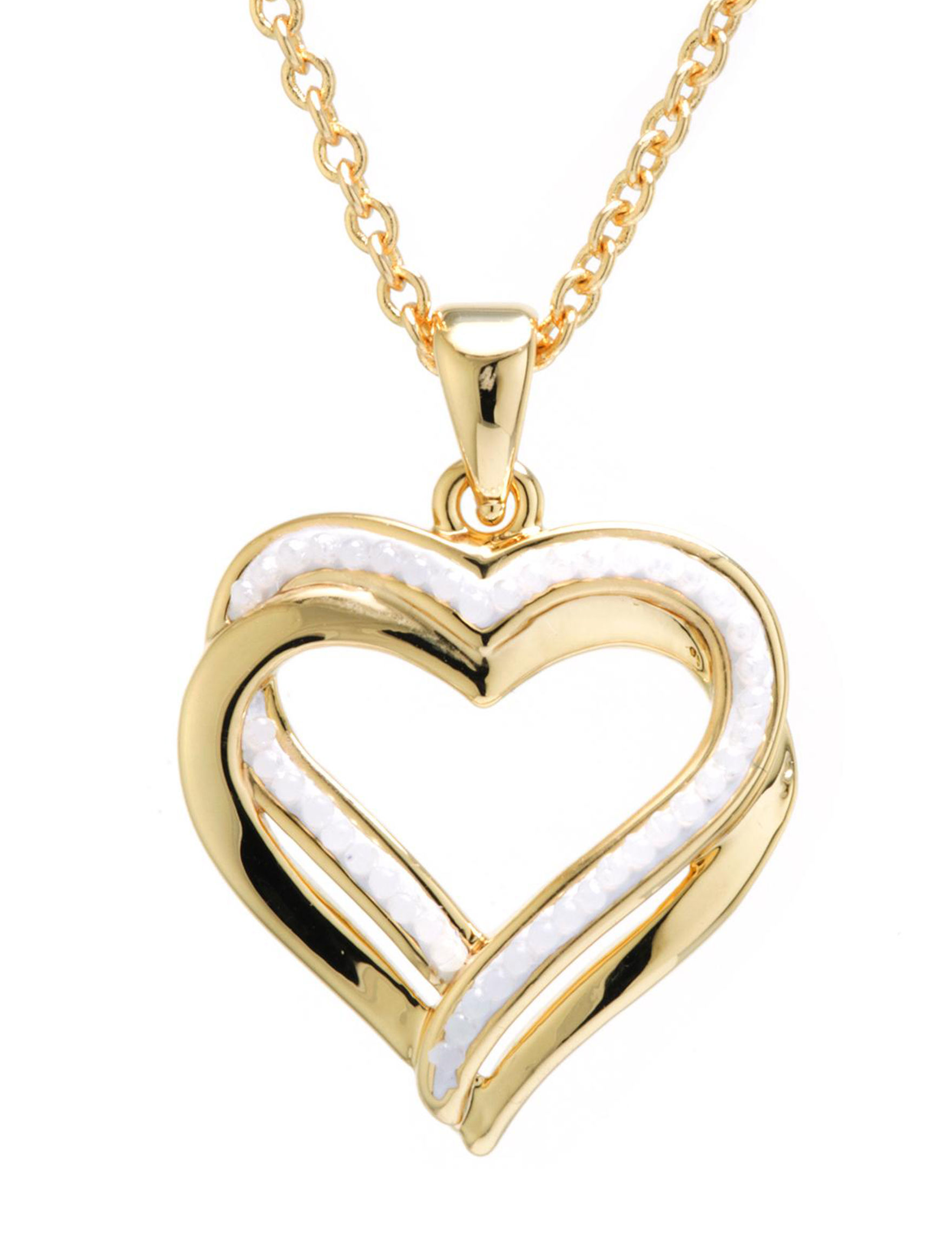 Athra Gold Necklaces & Pendants Fine Jewelry