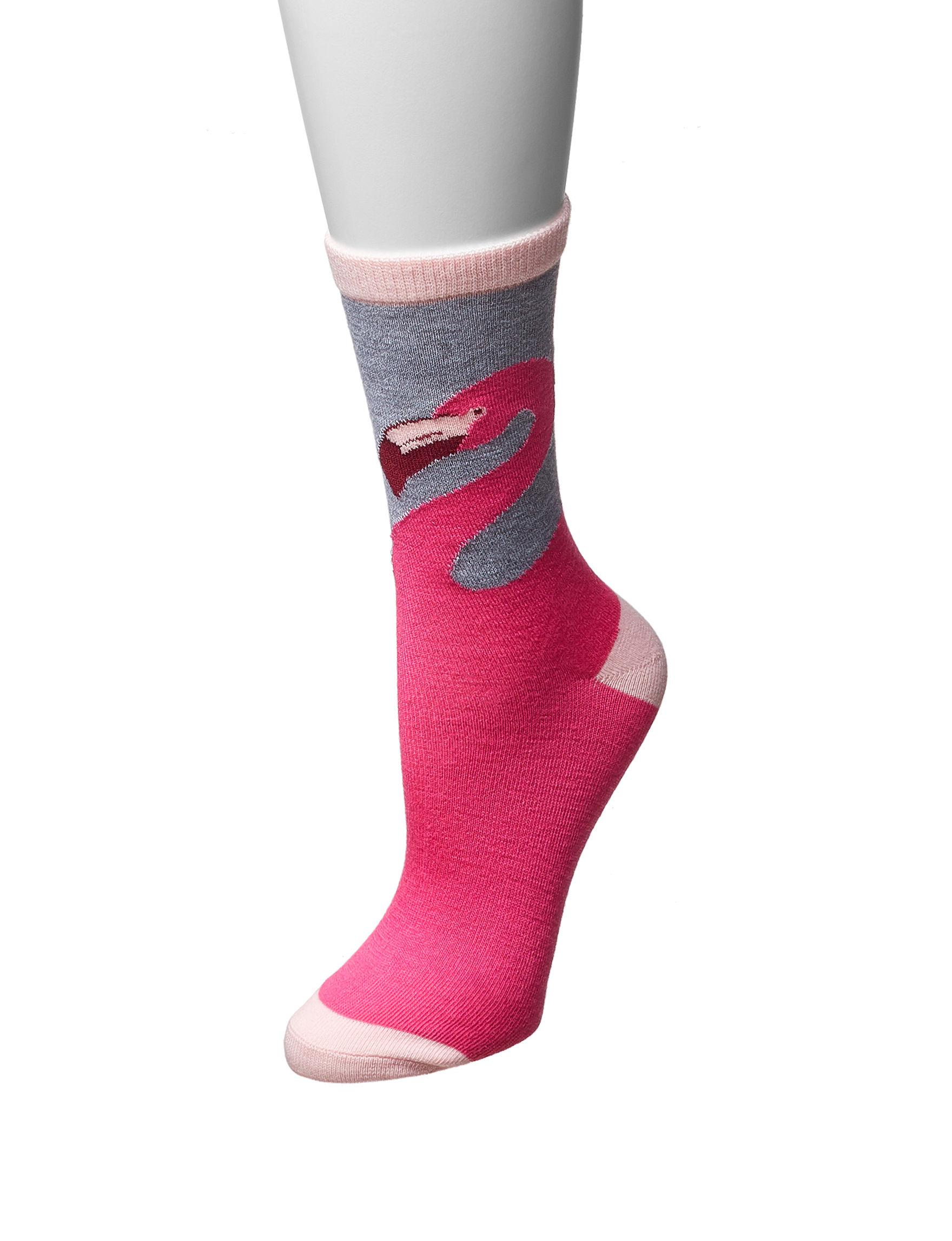 Sox & Co Pink Socks