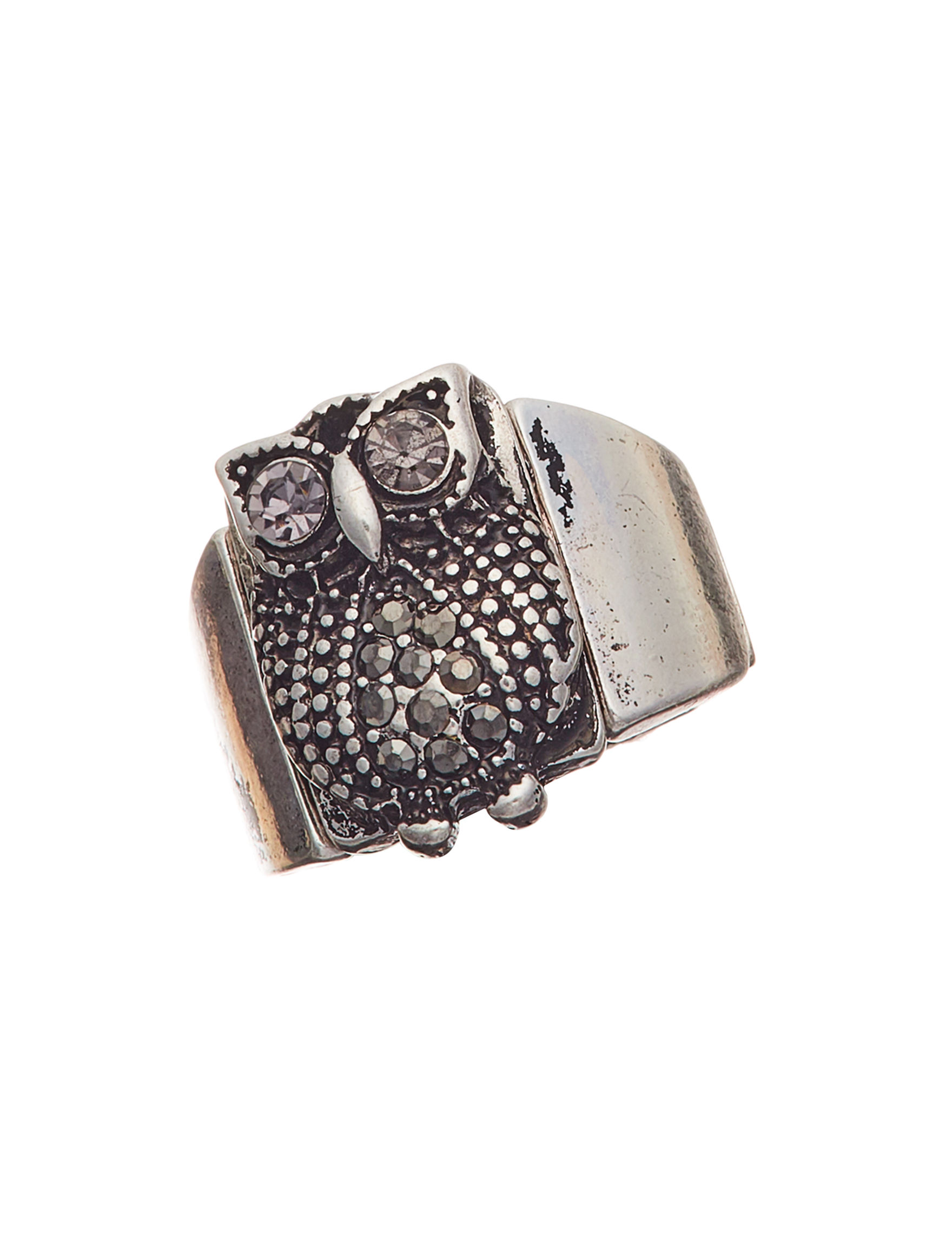 Hannah Silver Rings Fashion Jewelry