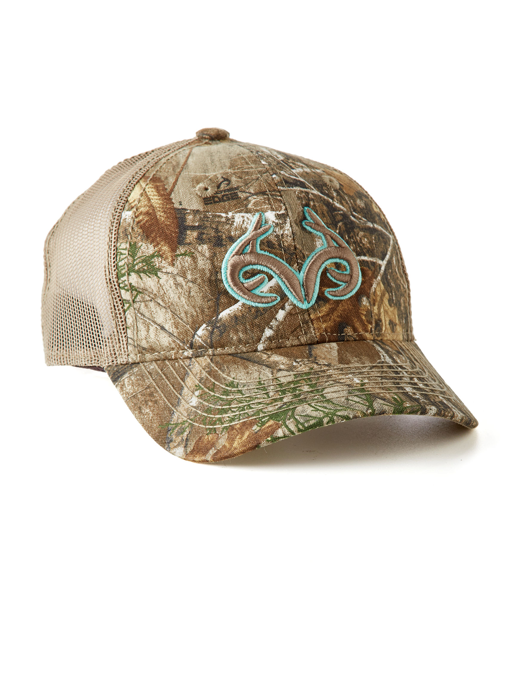 Realtree Brown Camo Hats & Headwear