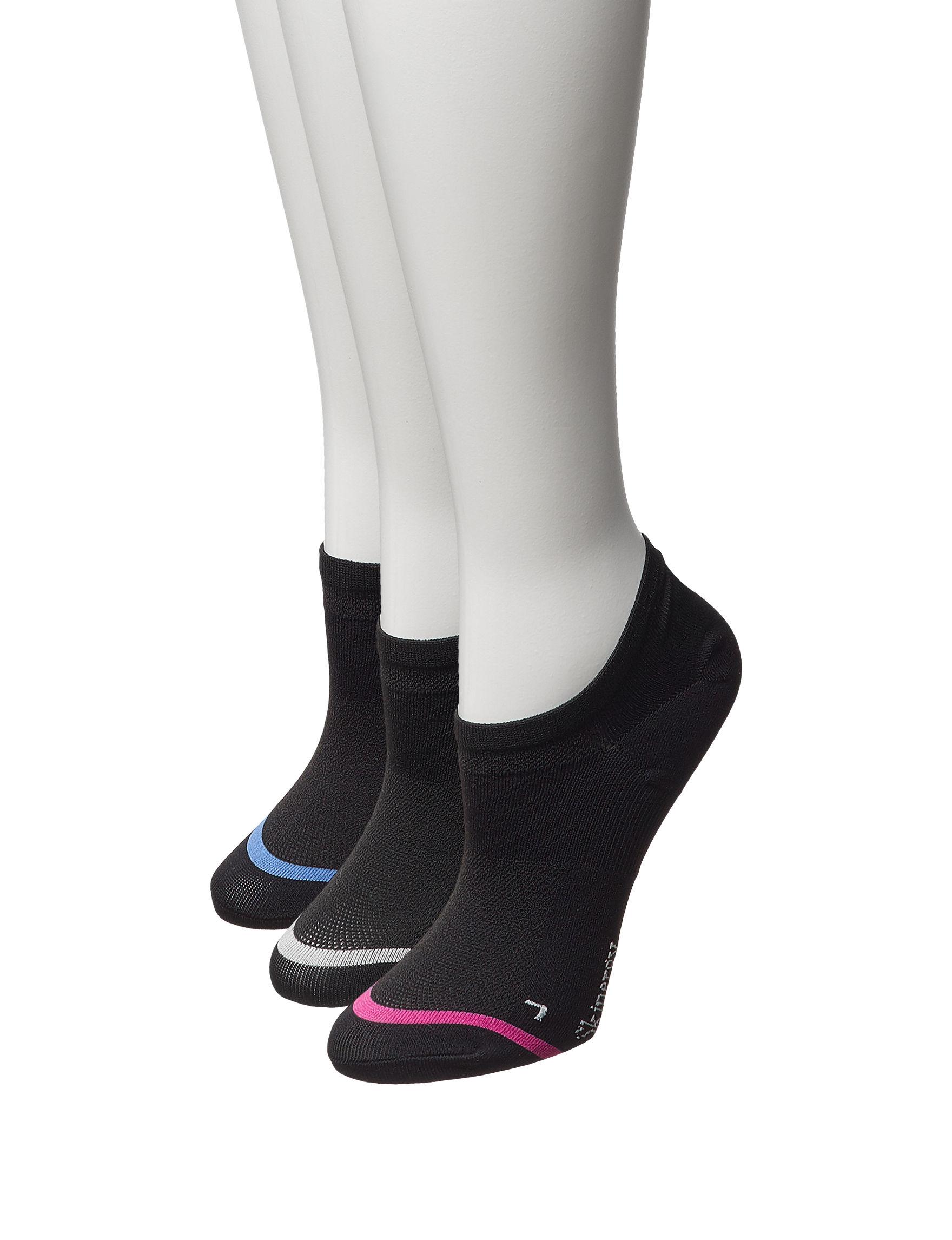Keep Your Socks On Black Socks Tights & Hosiery