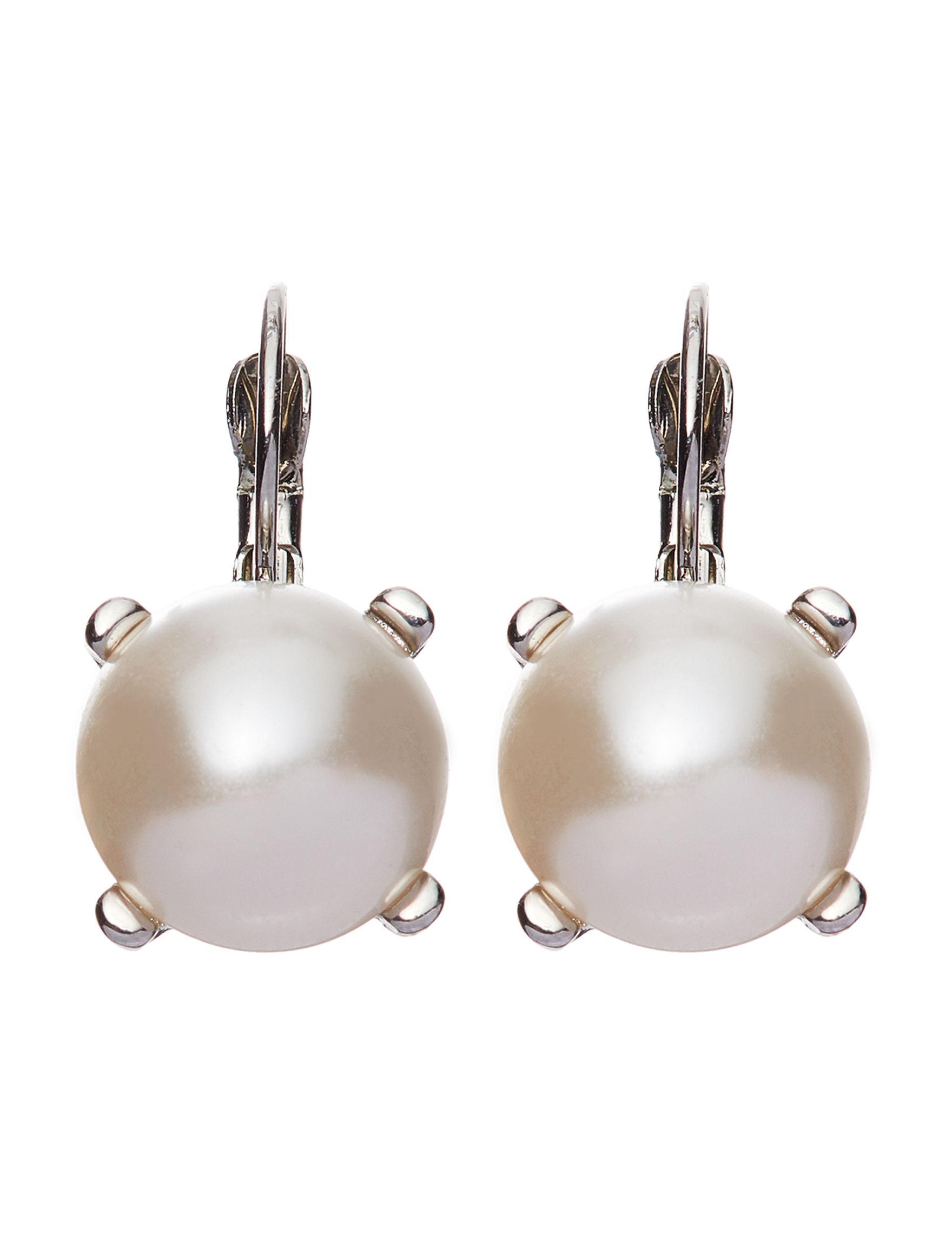 Hannah Pearl Drops Earrings Fashion Jewelry