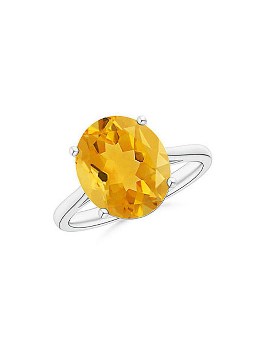 Yedid International Citrine Rings Fine Jewelry