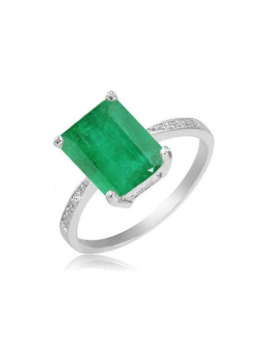 Yedid International Emerald Rings Fine Jewelry