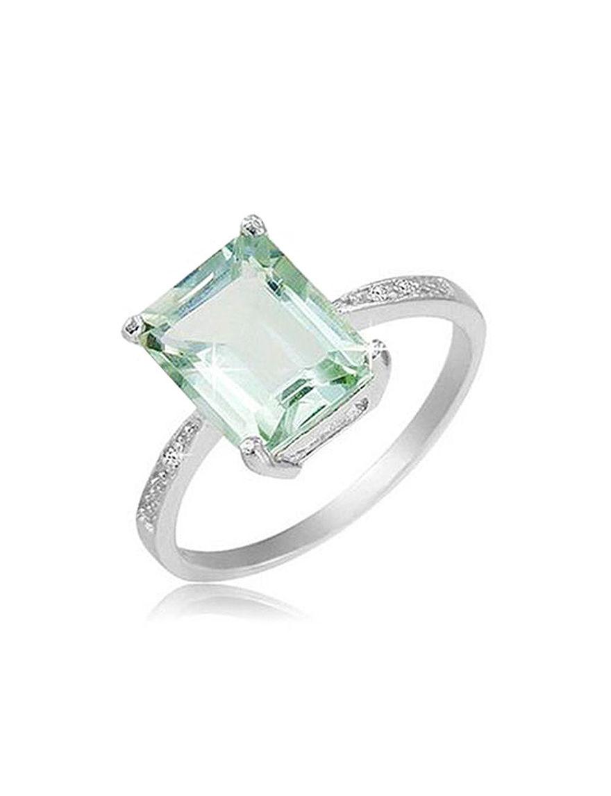 Yedid International Green Rings Fine Jewelry