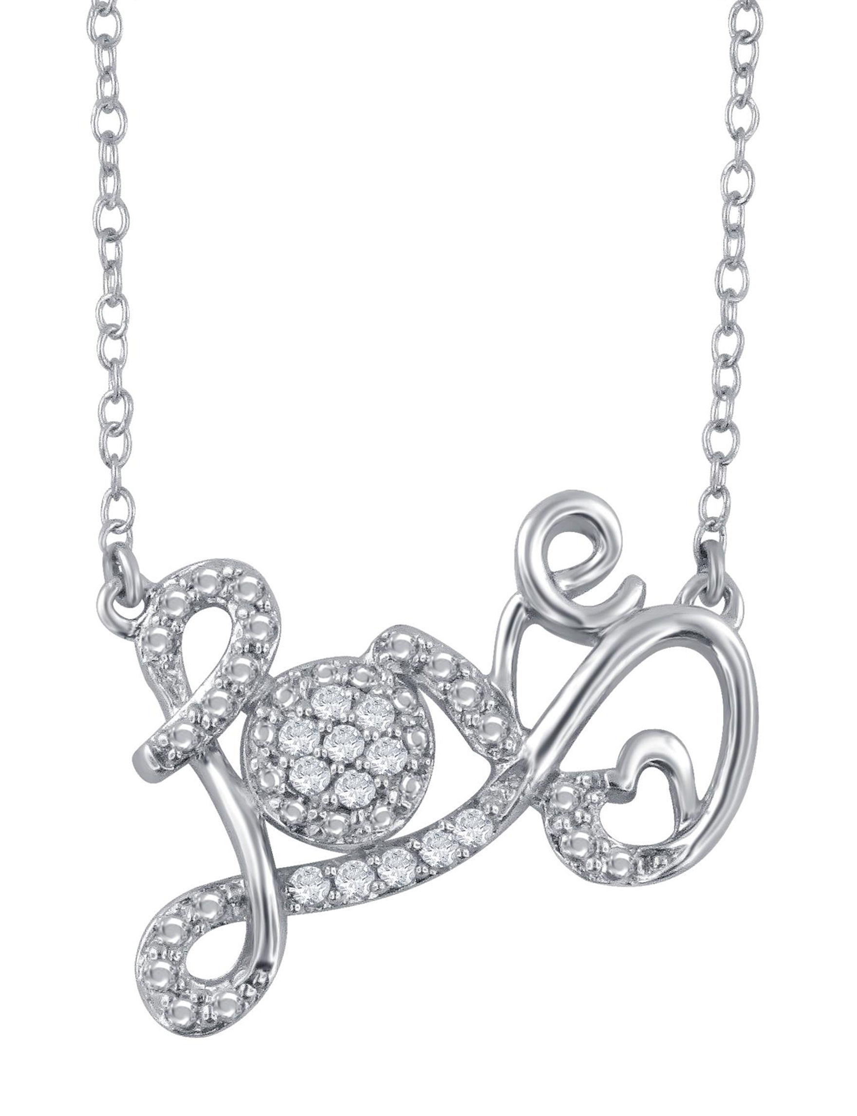 Kiran Silver Necklaces & Pendants Fine Jewelry