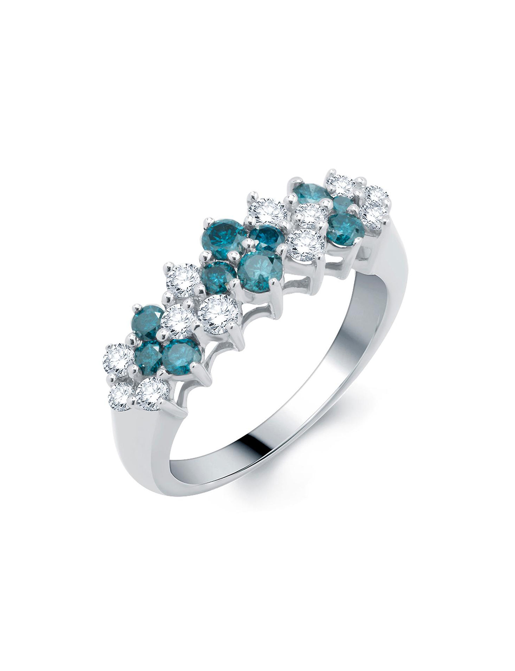 Kiran White Gold Rings Fine Jewelry