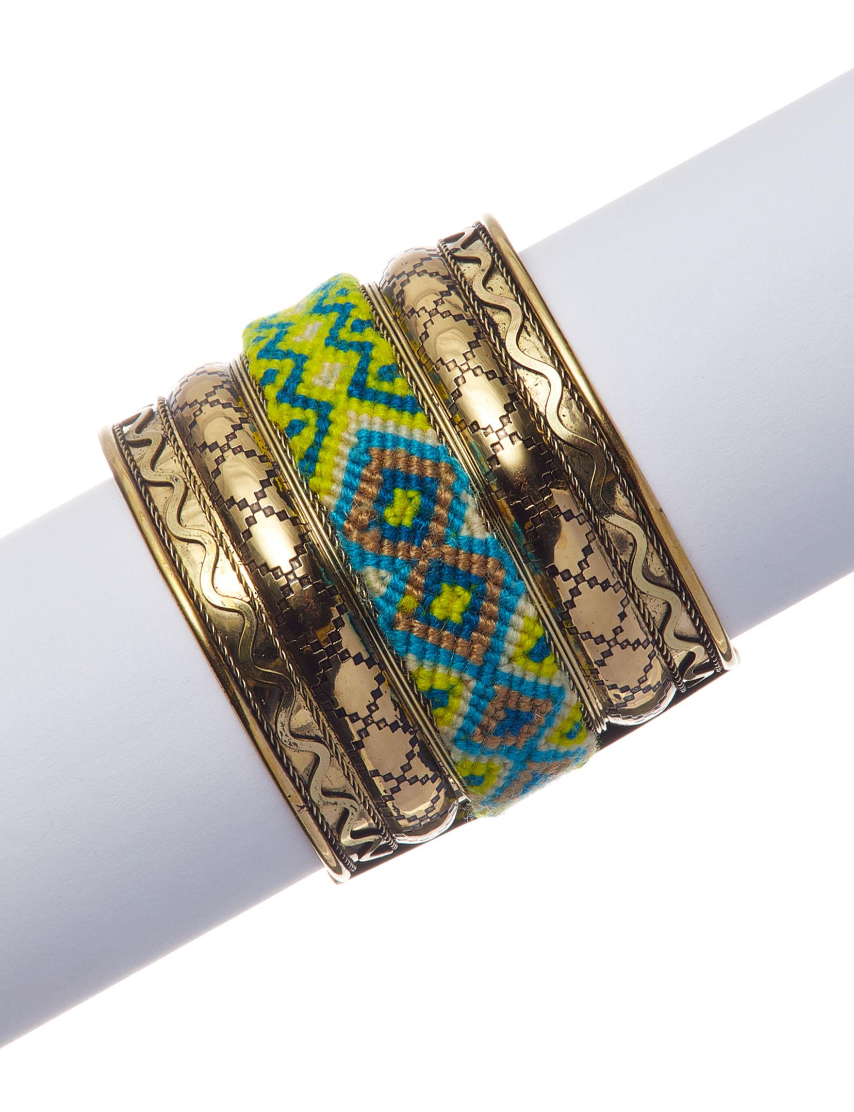 Hannah Green Bracelets Fashion Jewelry