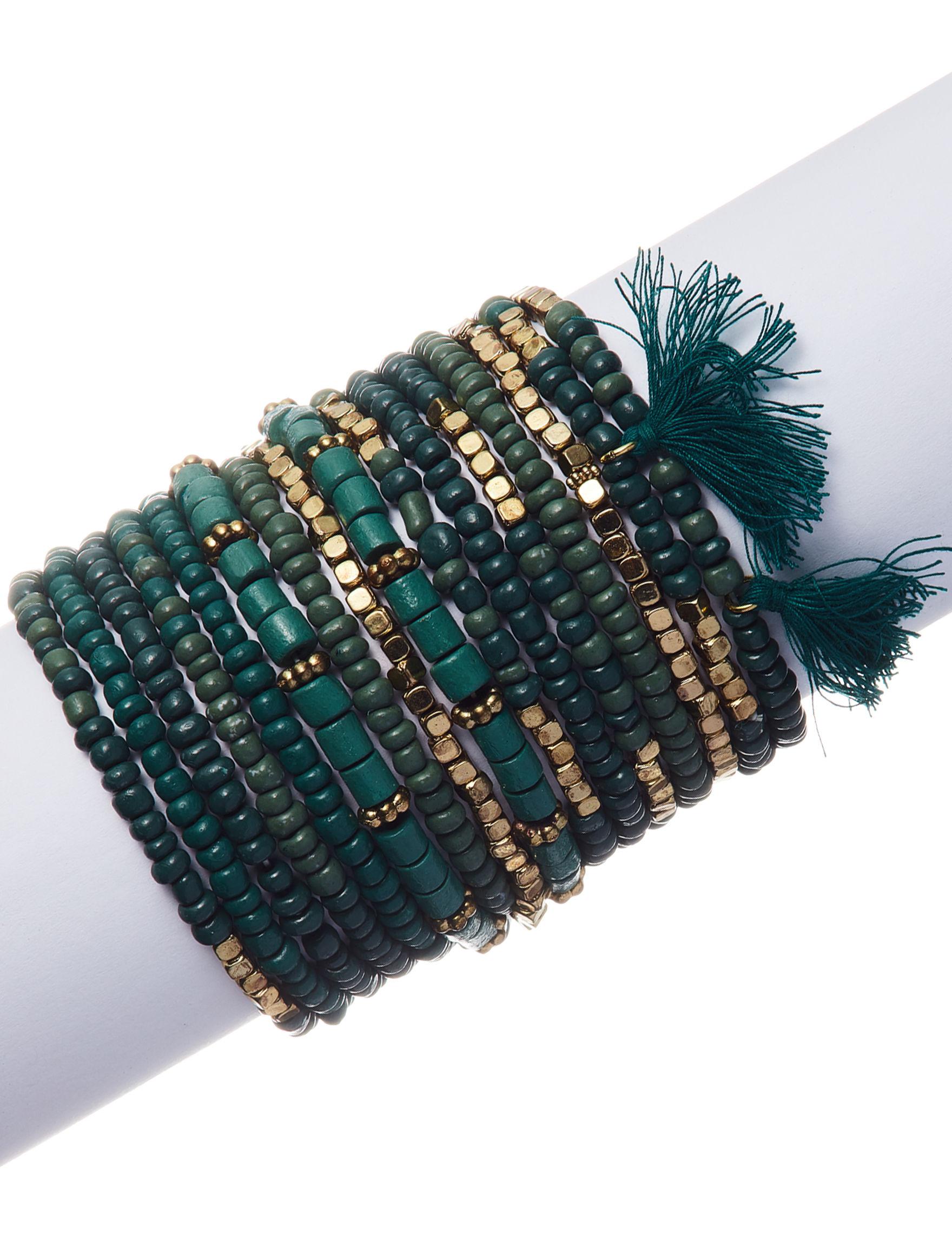 Hannah Green Multi Necklaces & Pendants Fashion Jewelry