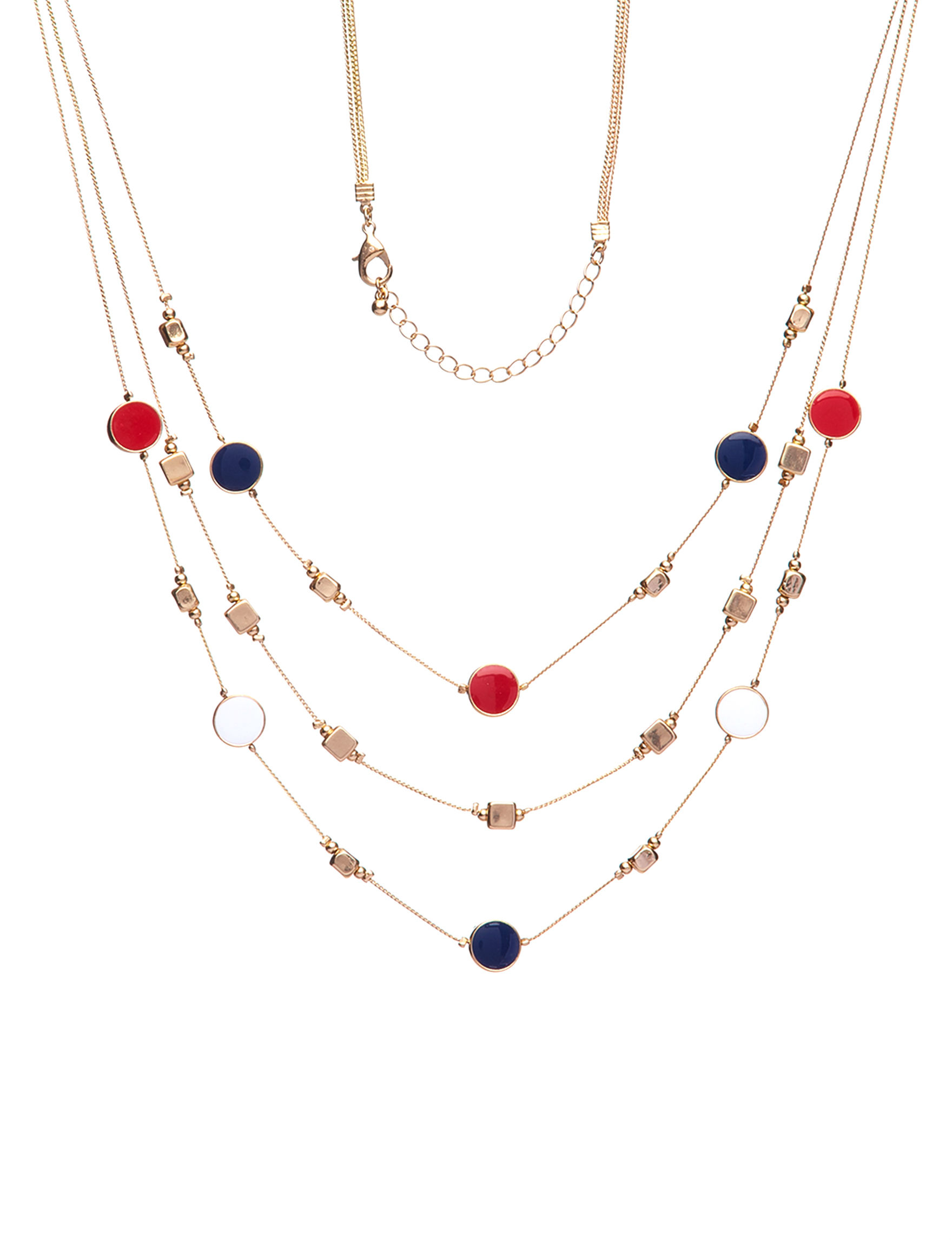 Hannah Multi Necklaces & Pendants Fashion Jewelry