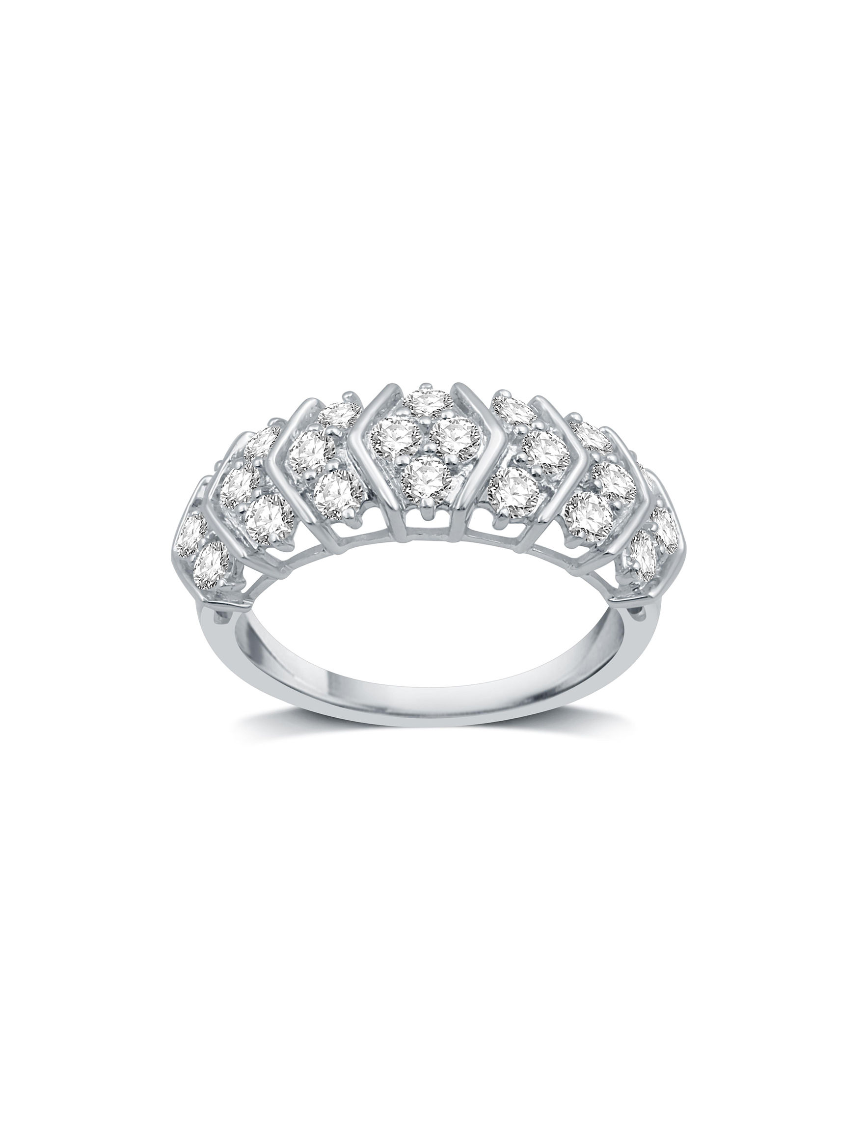 Allure White Gold Rings Fine Jewelry