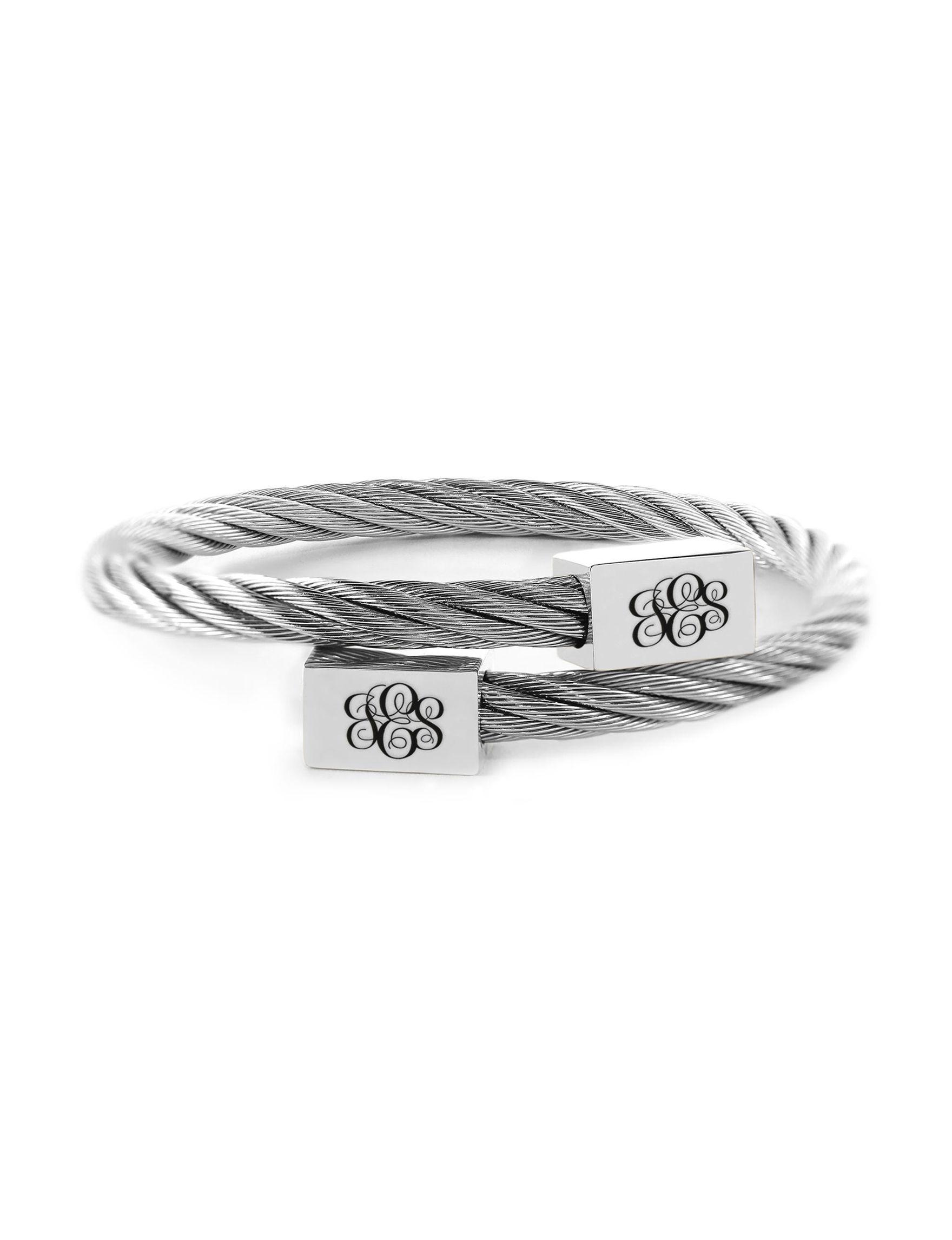 Jay Aimee Silver Bracelets Fine Jewelry
