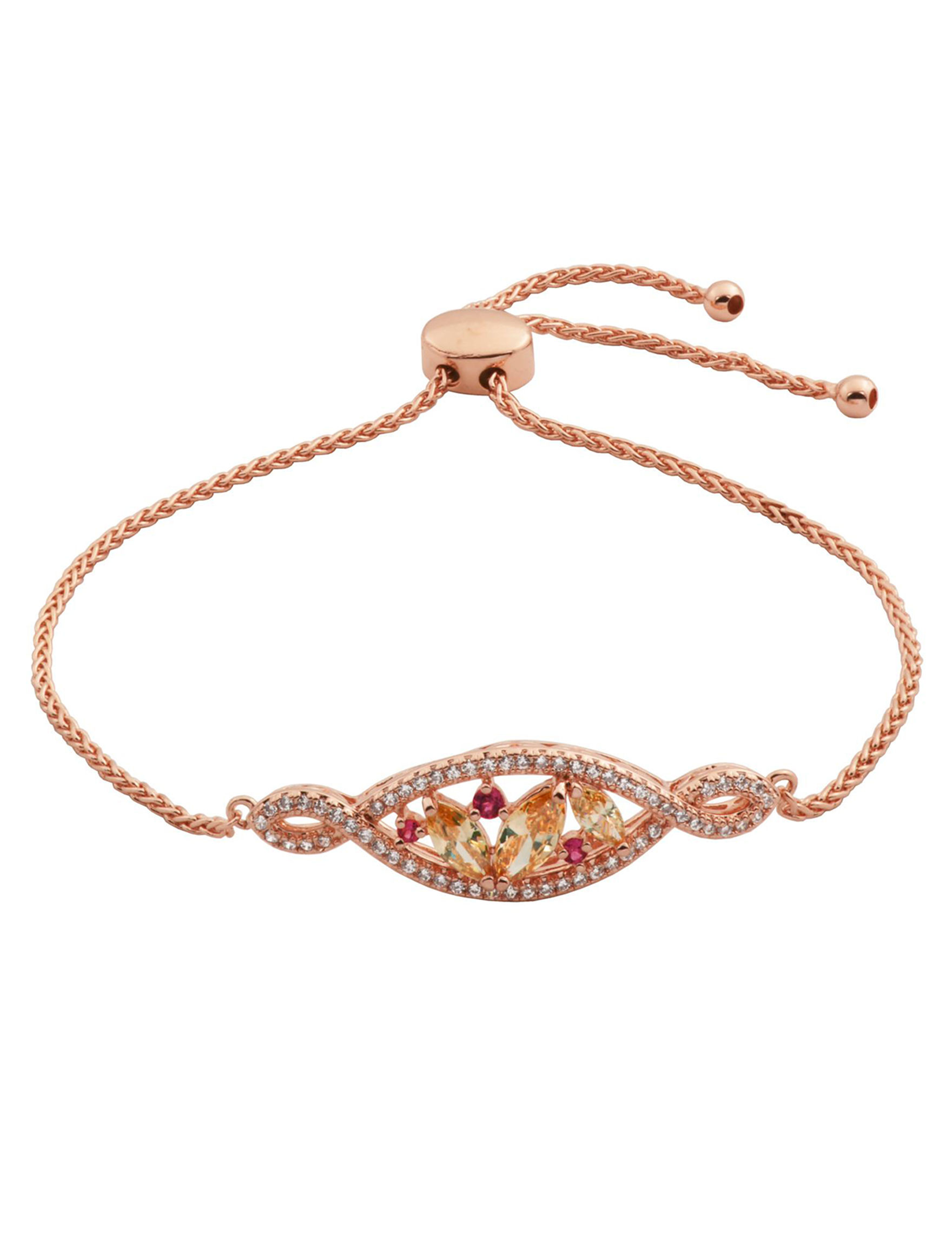 PAJ INC. Rose Gold Bracelets Fine Jewelry