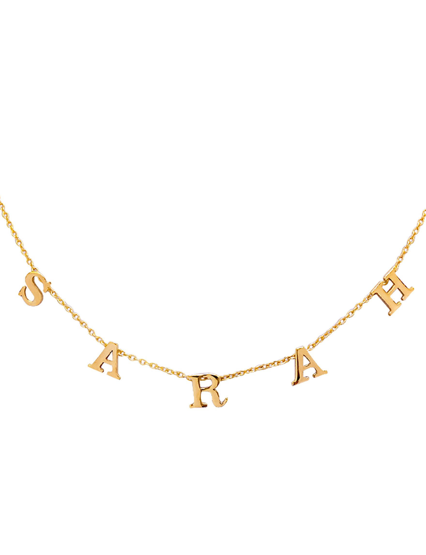 Jay Aimee Gold Necklaces & Pendants Fine Jewelry