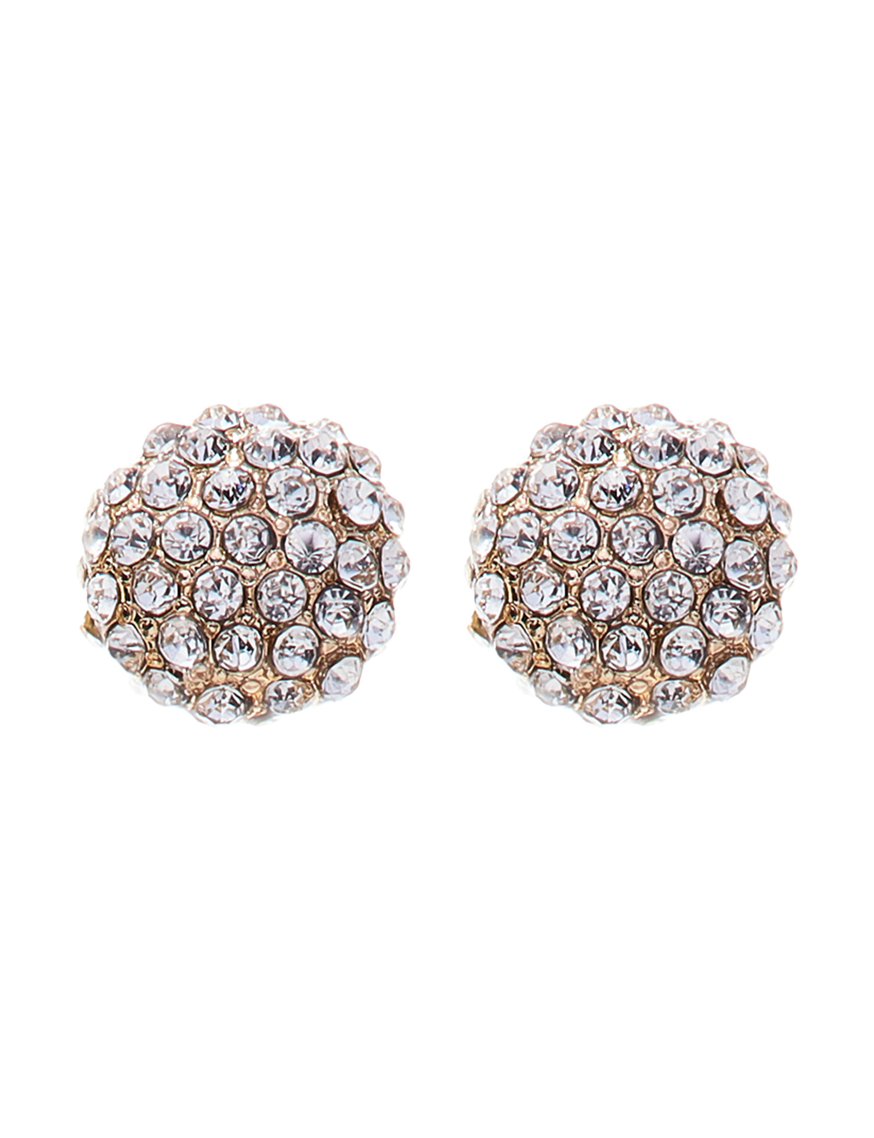 Hannah Crystal Studs Earrings Fashion Jewelry