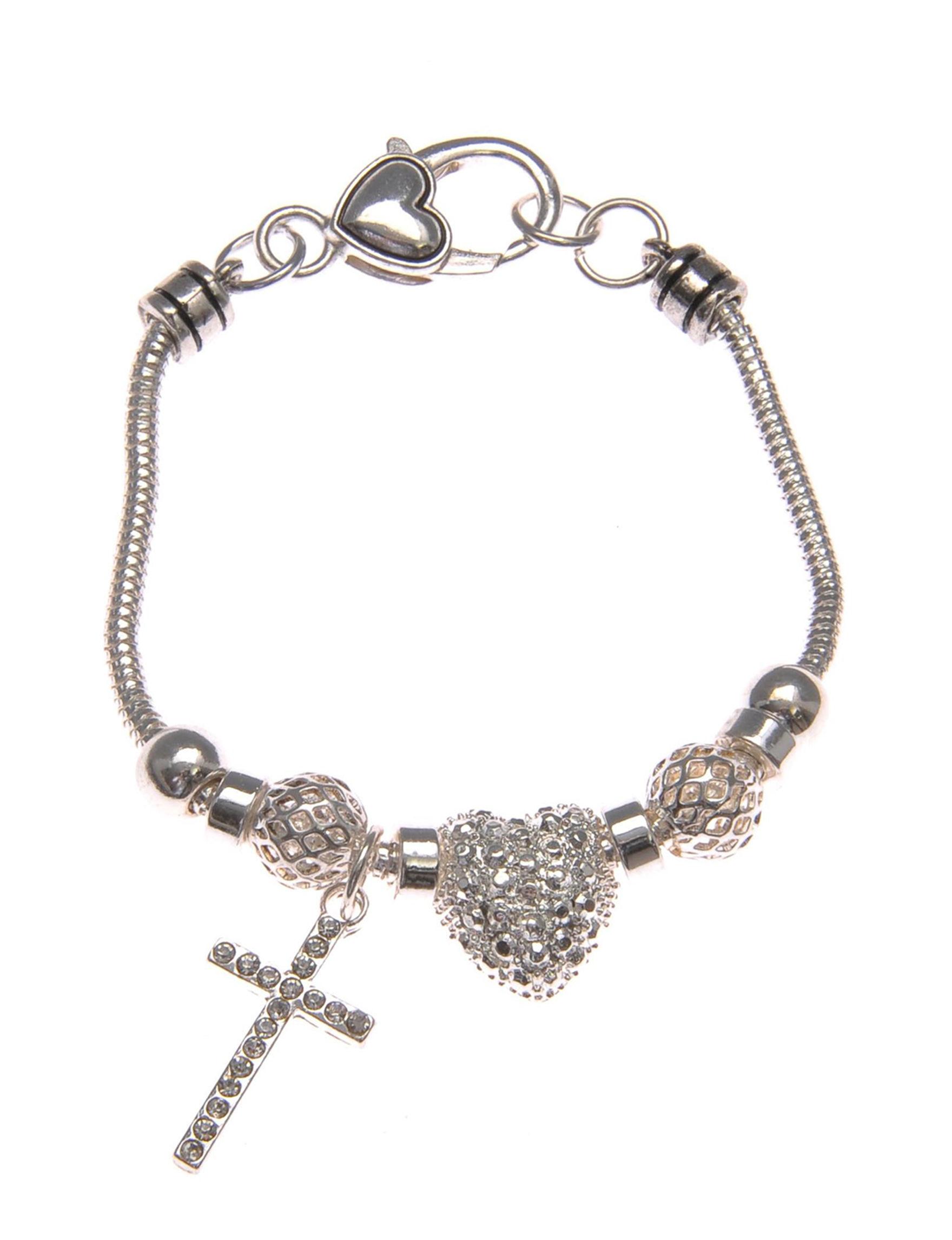 L & J Silver Bracelets Fashion Jewelry