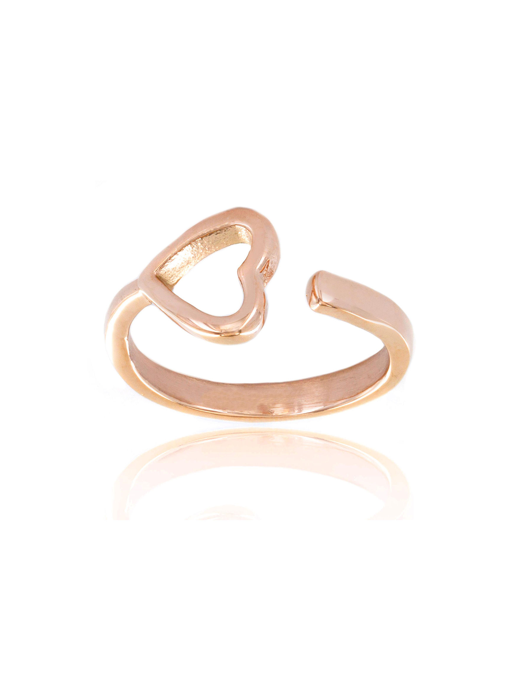 Elya Rose Gold Rings Fine Jewelry