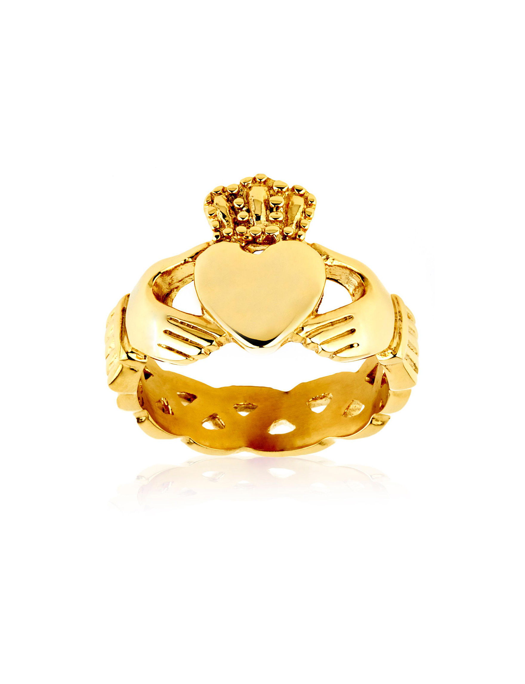 Crucible Gold Rings Fine Jewelry