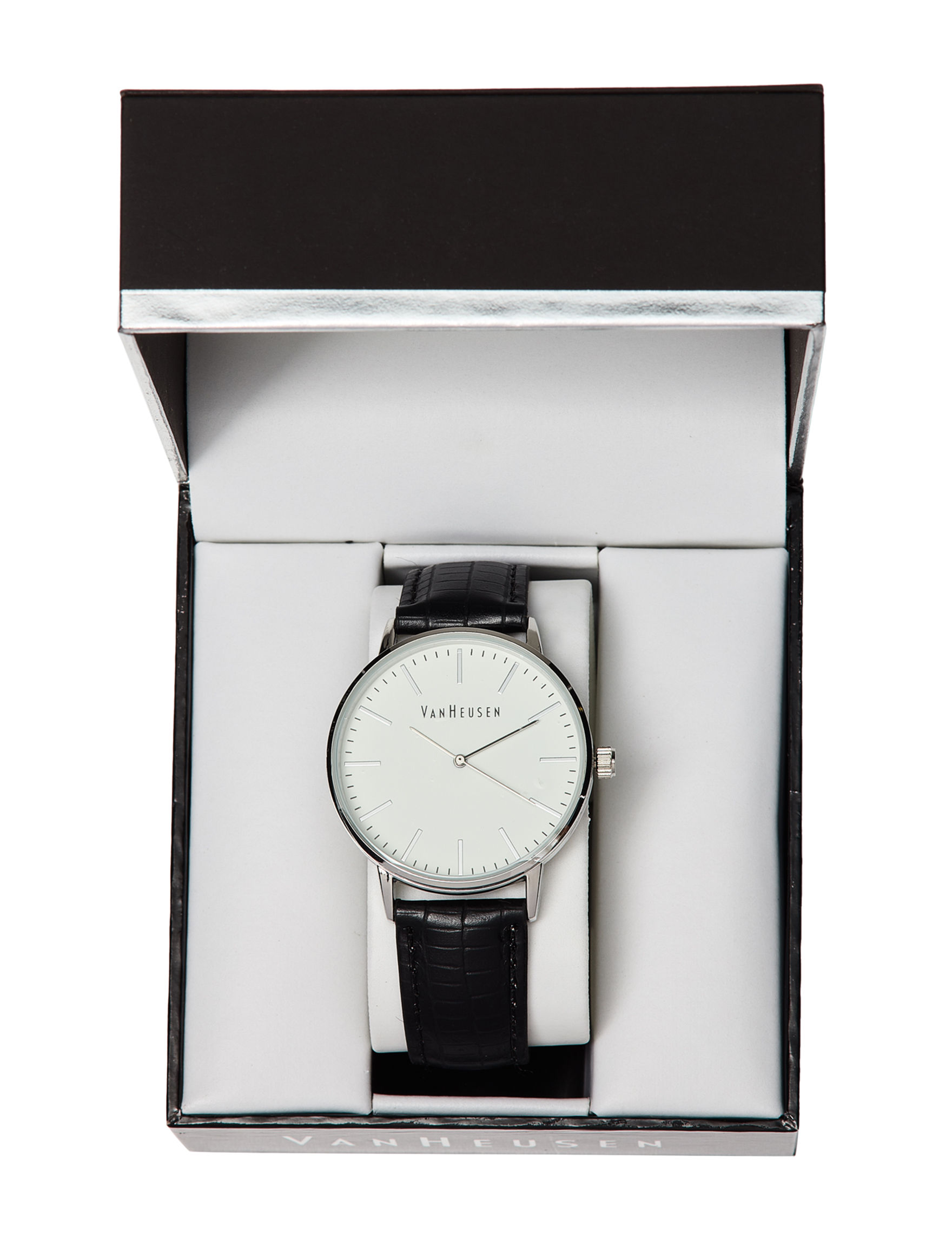 Van Heusen Brown Fashion Watches