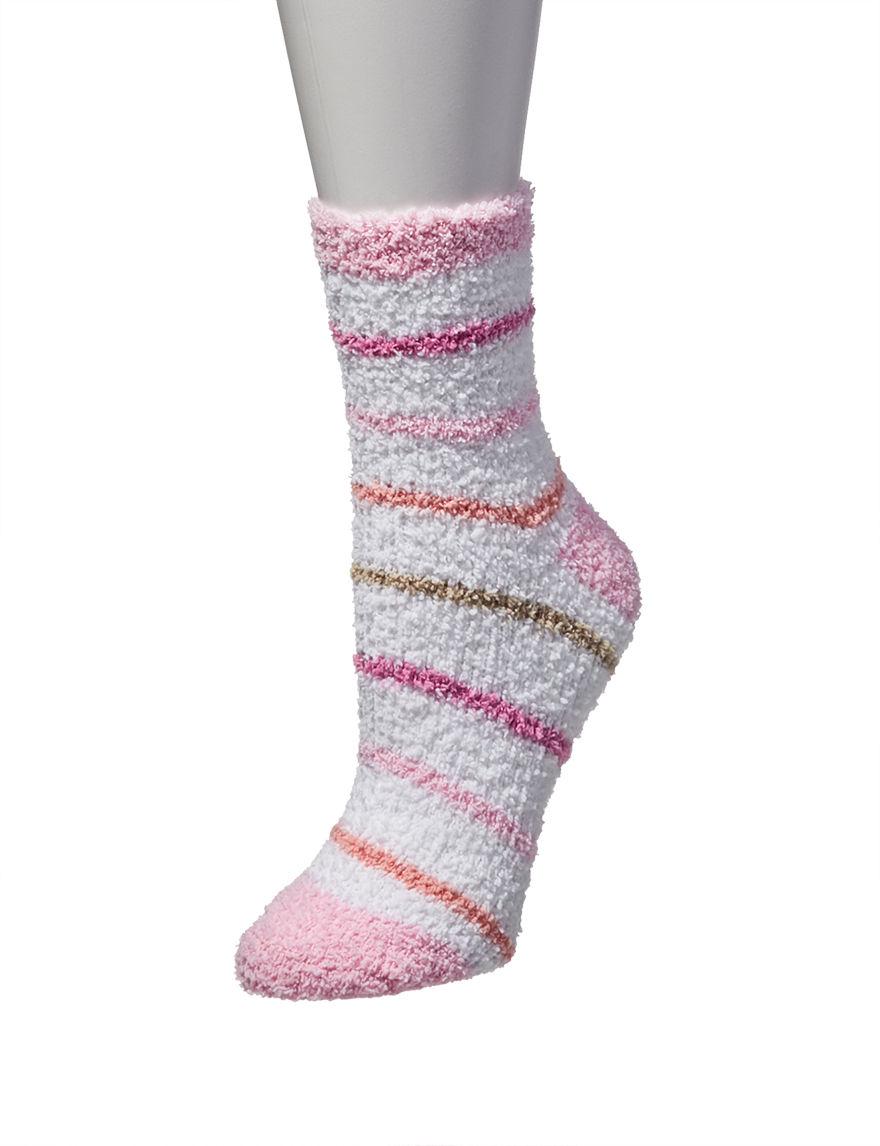 Modern Herritage Pink Socks