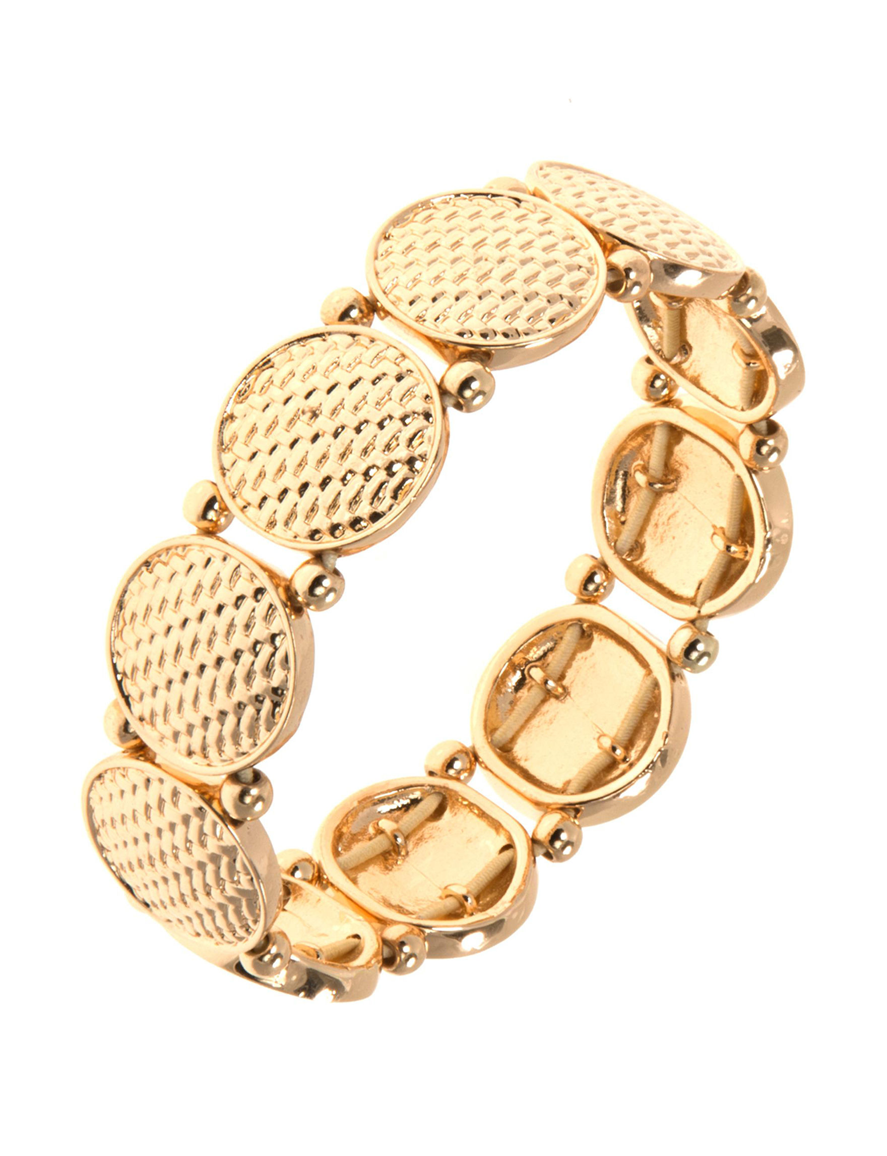 Gloria Vanderbilt Gold Bracelets Fashion Jewelry