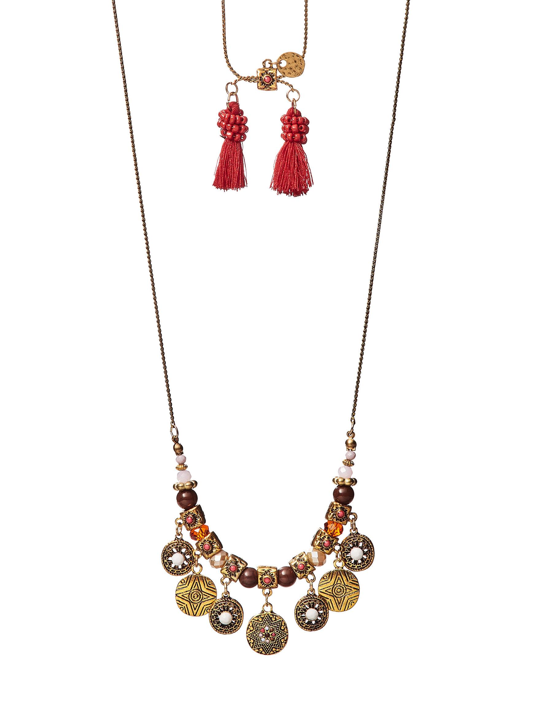 Hannah Gold / Multi Necklaces & Pendants Fashion Jewelry
