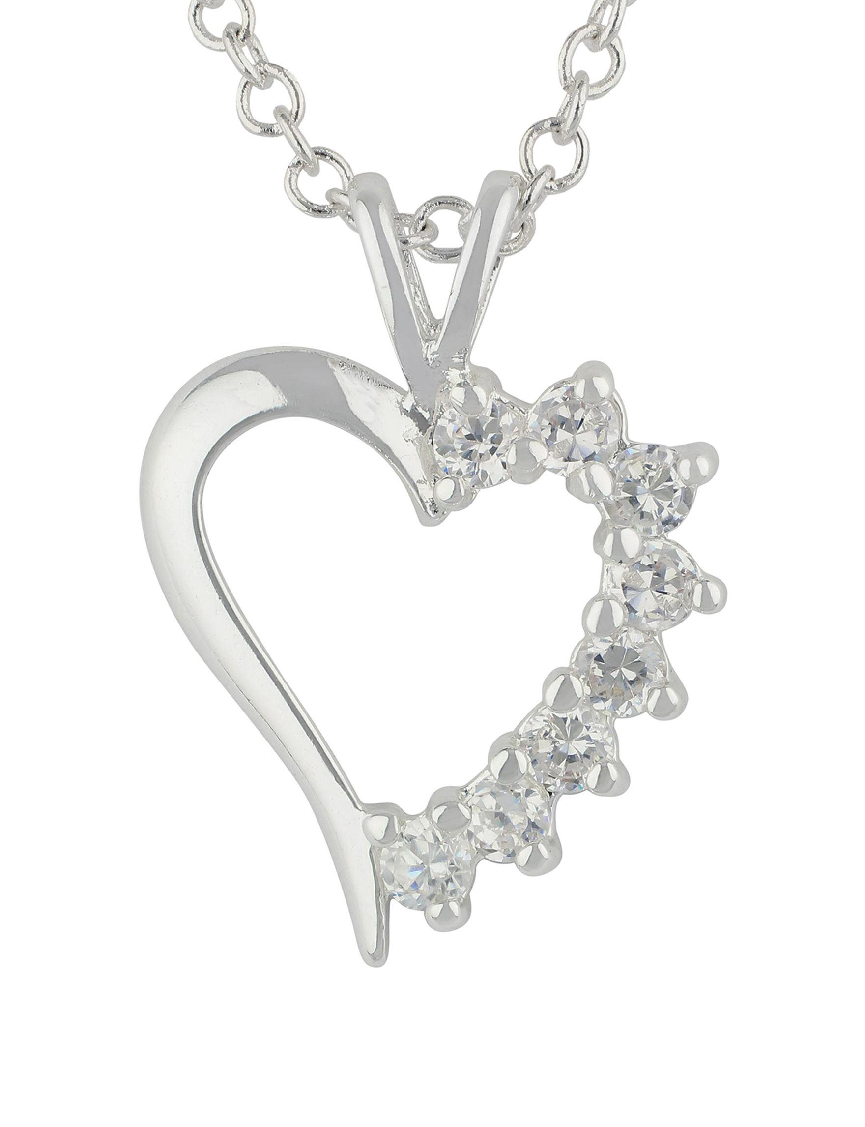 Sunstone Sterling Silver Necklaces & Pendants Fine Jewelry