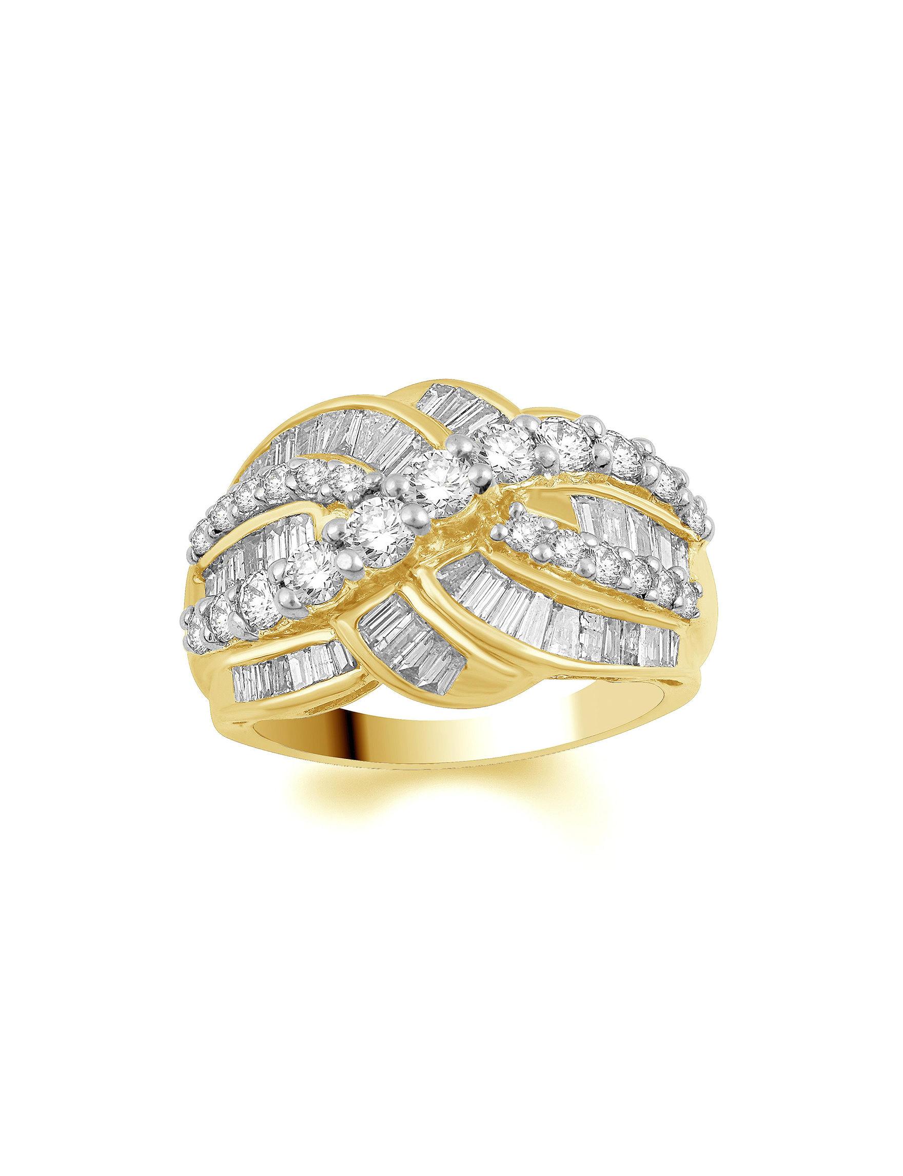 Kiran Gold Rings Fine Jewelry