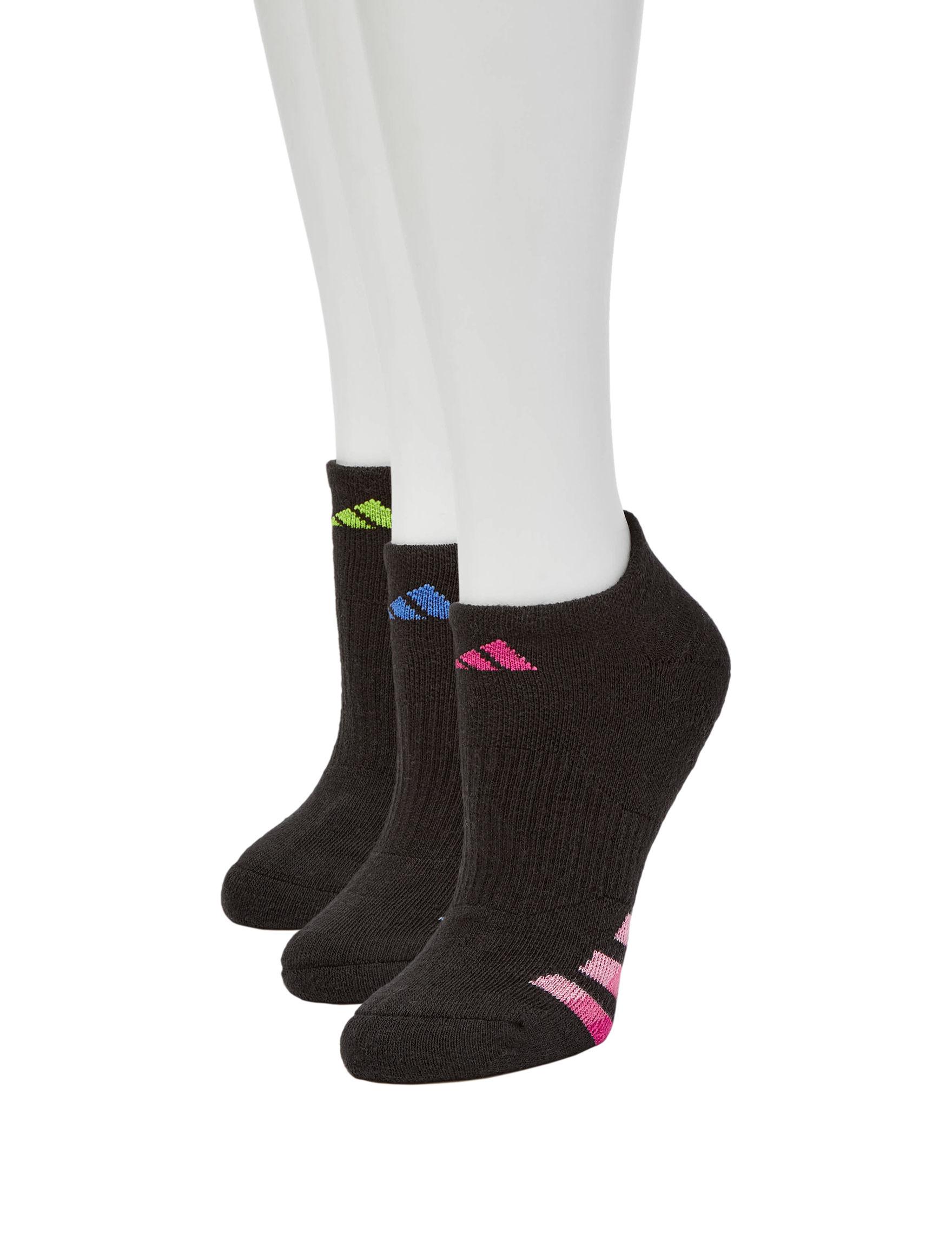 Adidas Black Socks