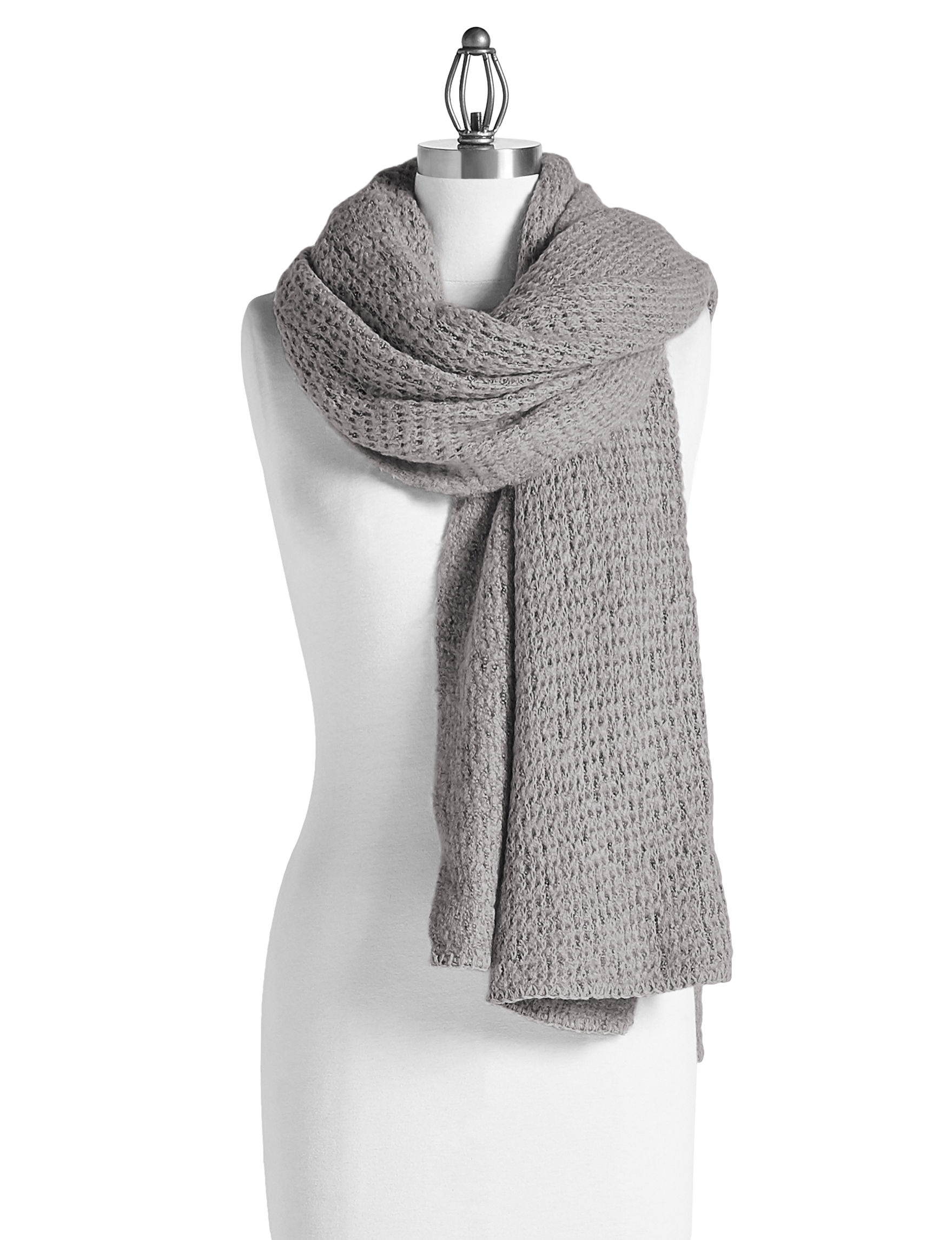 Amiee Lynn Grey Scarves