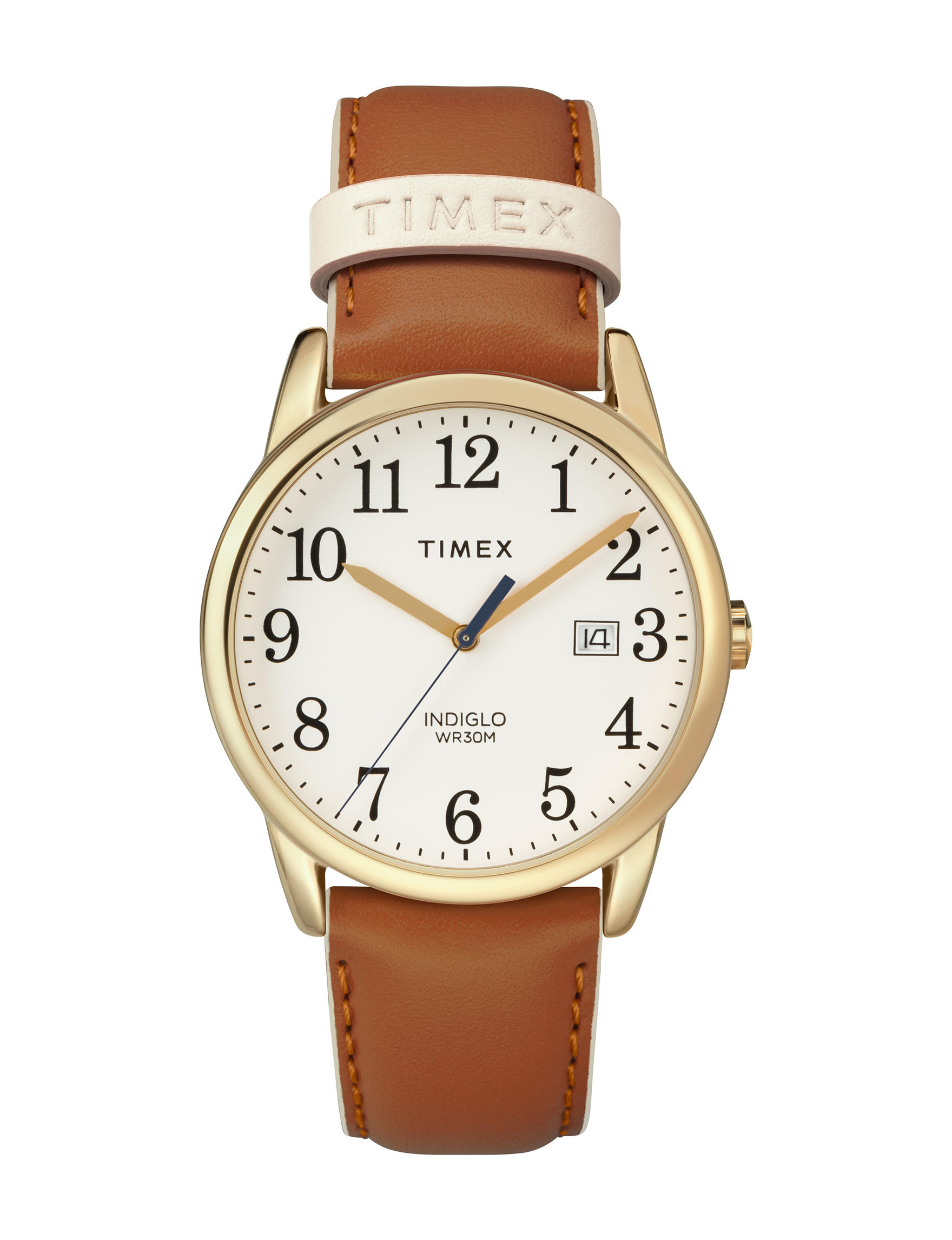 Timex Tan Fashion Watches