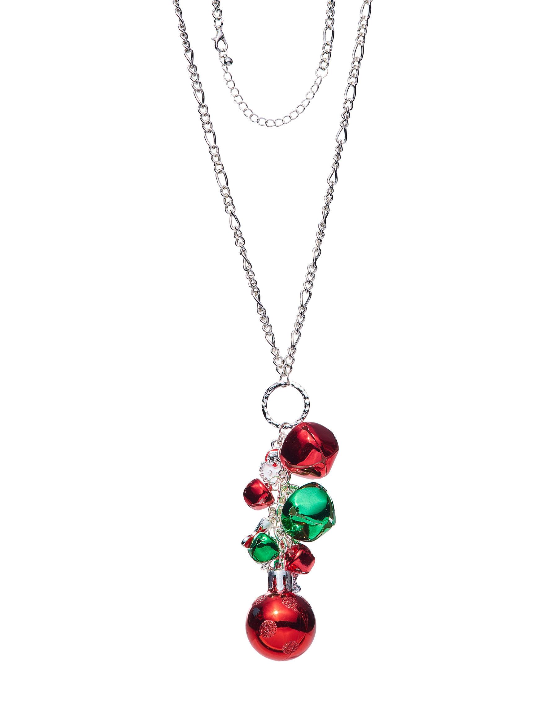 Hannah Multi Color Necklaces & Pendants Fashion Jewelry