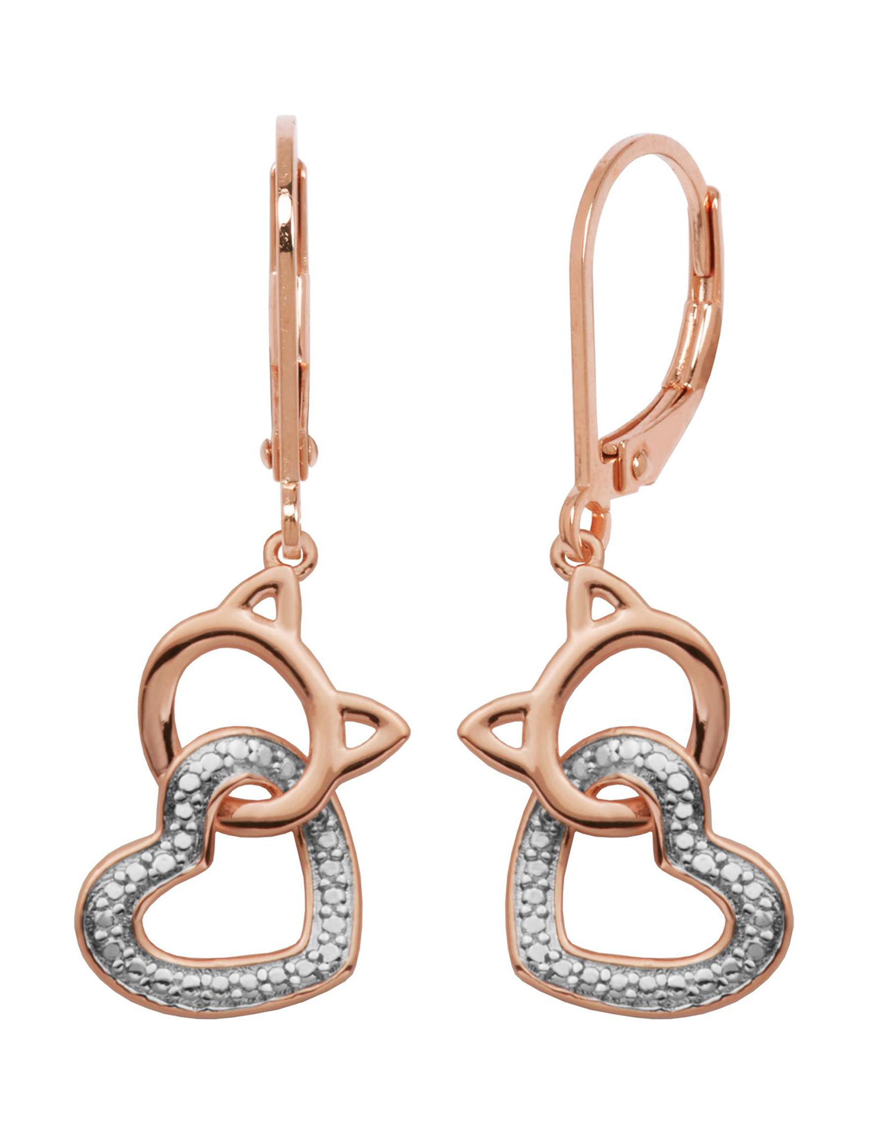 PAJ INC. Diamonds Drops Earrings Fine Jewelry