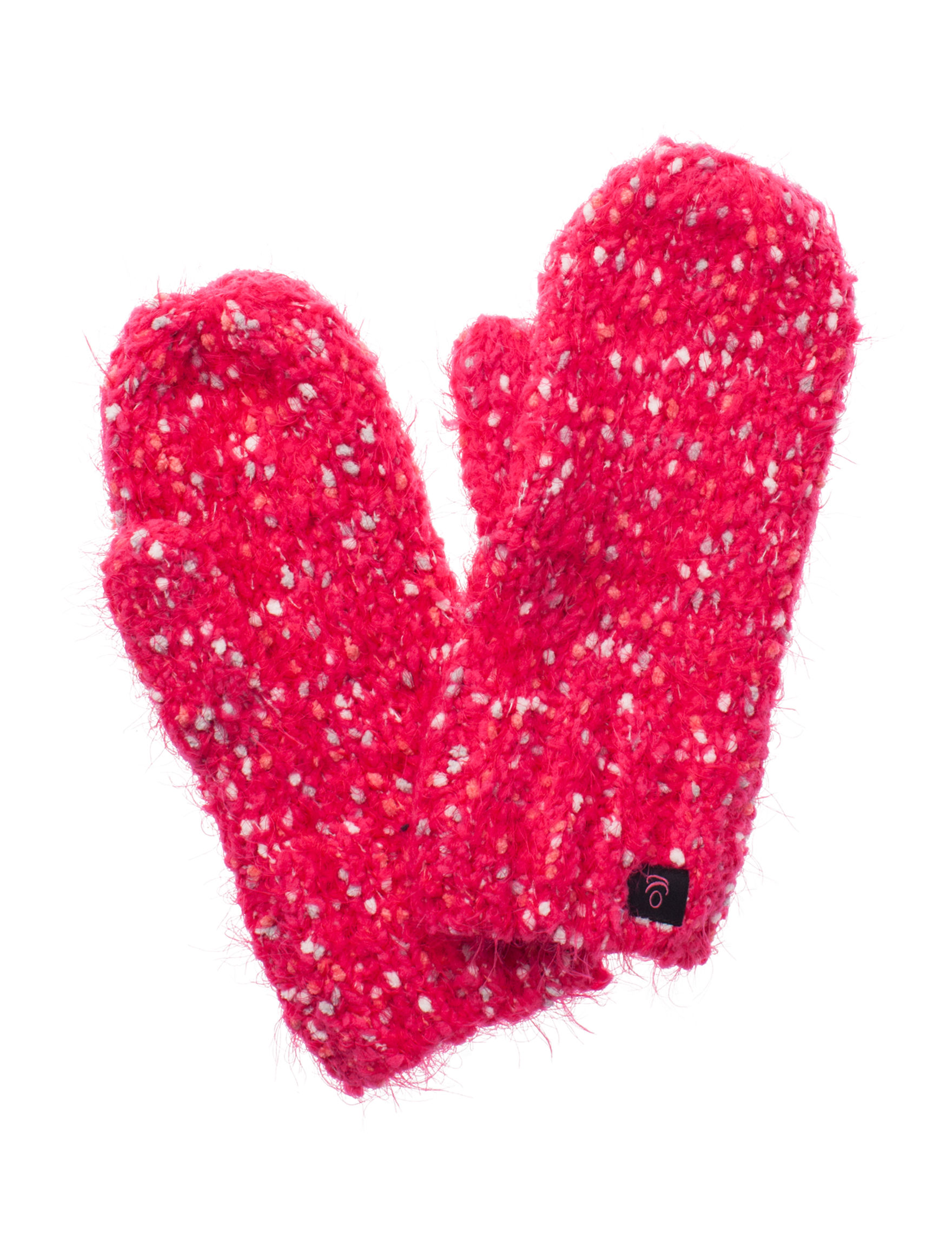 Cuddl Duds Pink Gloves & Mittens